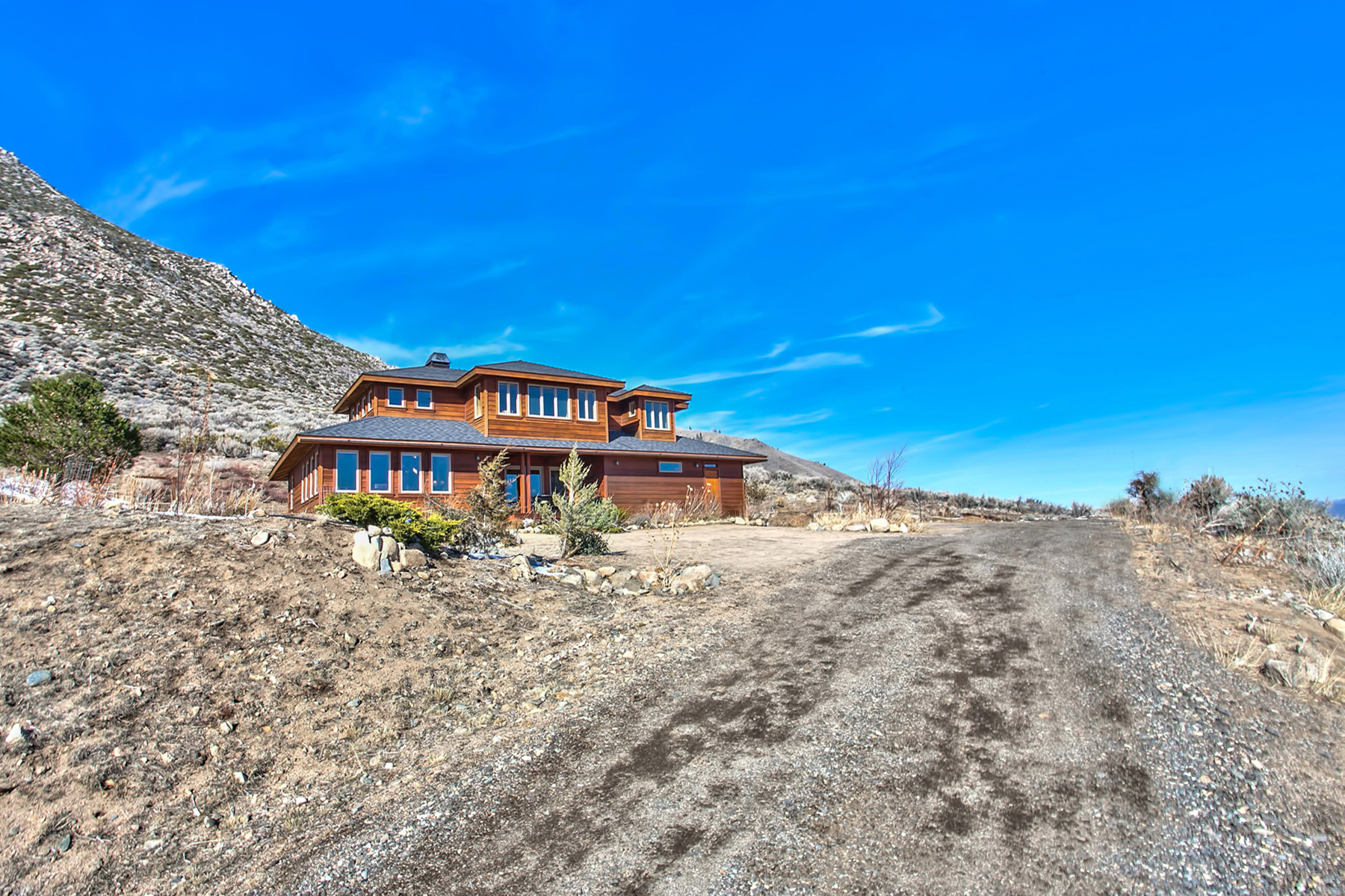 Single Family Home for Sale at 136 Pioneer Trail Woodfords, California, 96120 United States