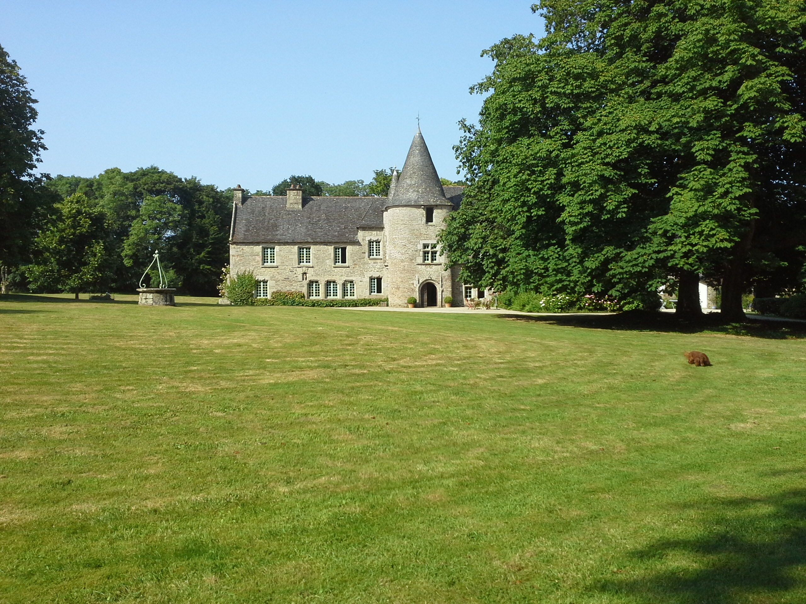 Multi-Family Home for Sale at Manoir Rue du Mur TC Other Brittany, Brittany 29600 France