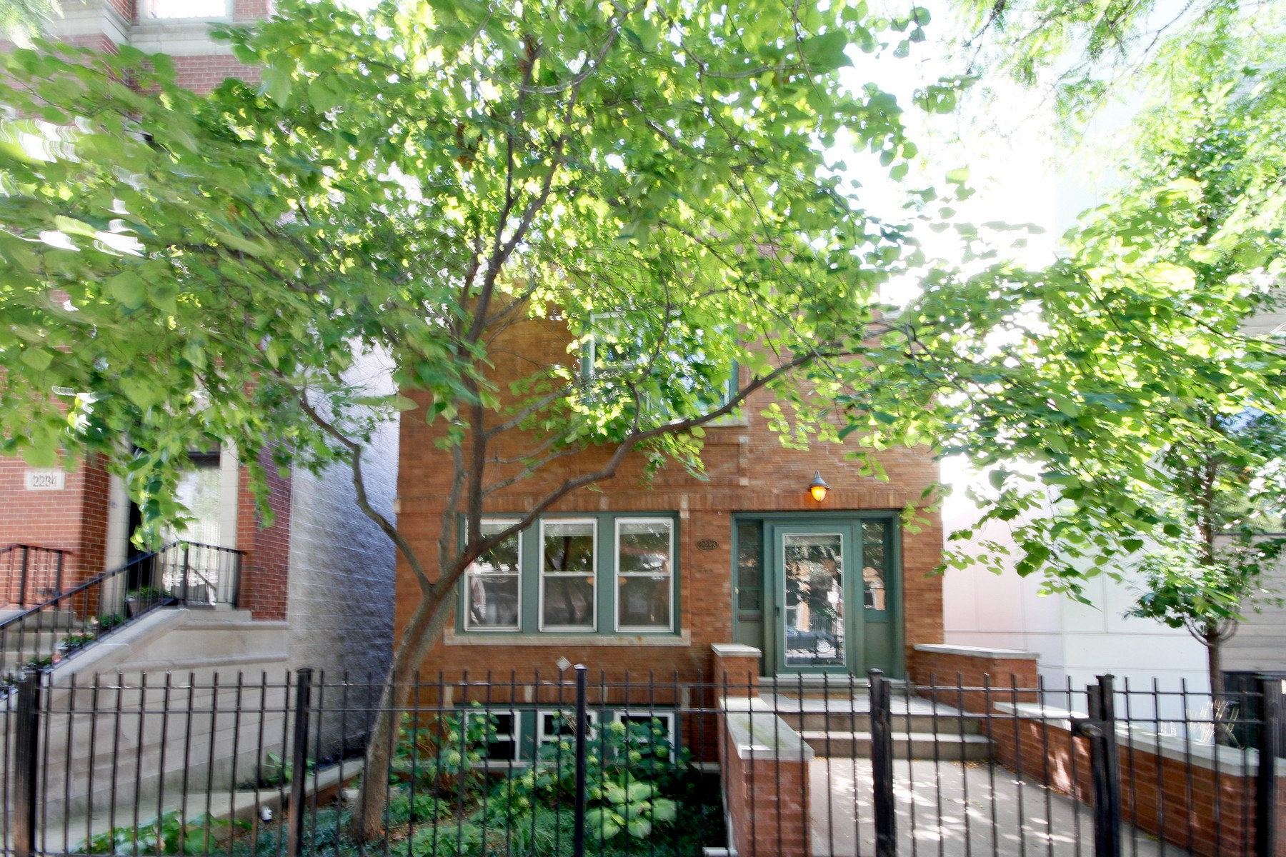 sales property at Beautiful Brick Home in Bucktown