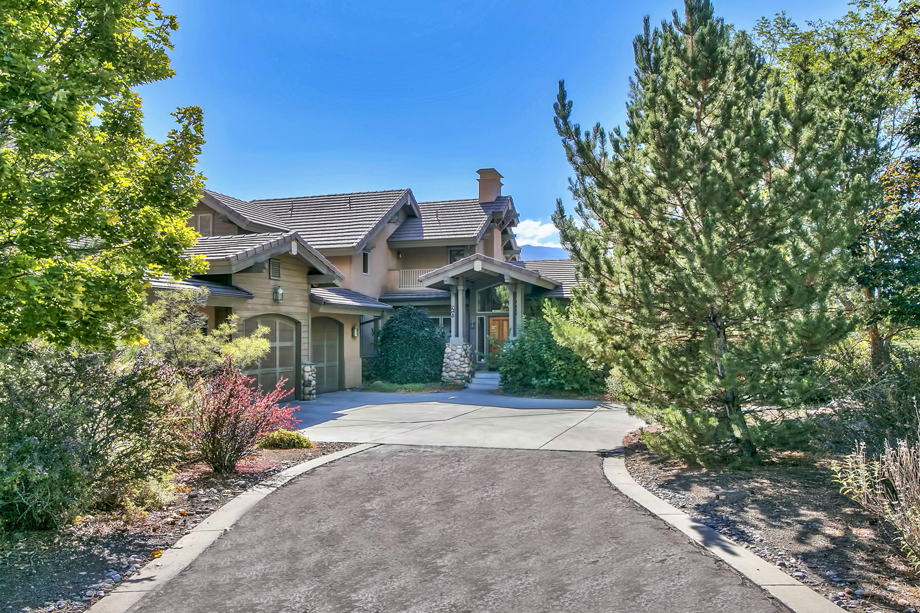 Single Family Home for Active at 20 Silver Lynx Way Verdi, Nevada 89439 United States