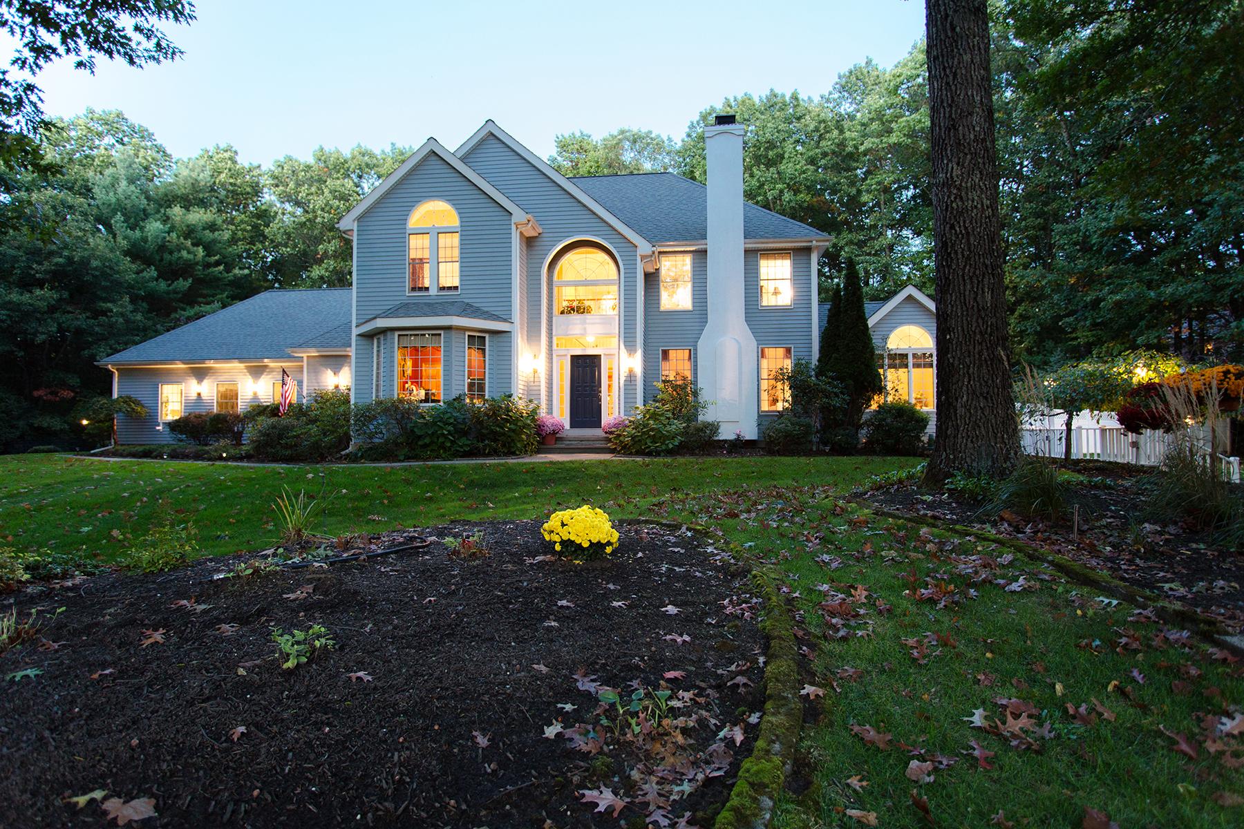 Einfamilienhaus für Verkauf beim Executive Home in Knoll Spring Park 4 Pheasant Run Saratoga Springs, New York 12866 Vereinigte Staaten