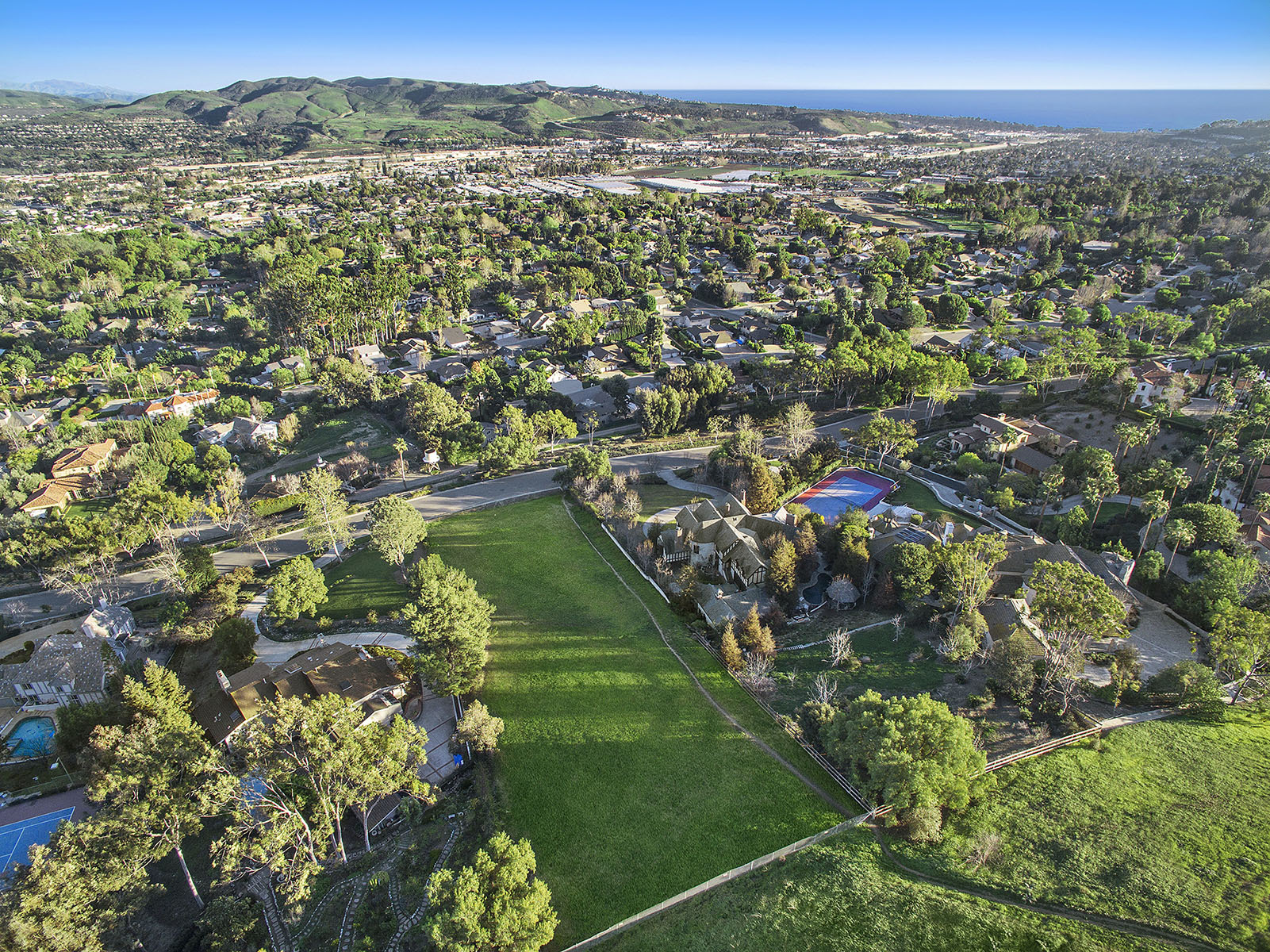 Land for Sale at 31721 Peppertree San Juan Capistrano, California 92675 United States