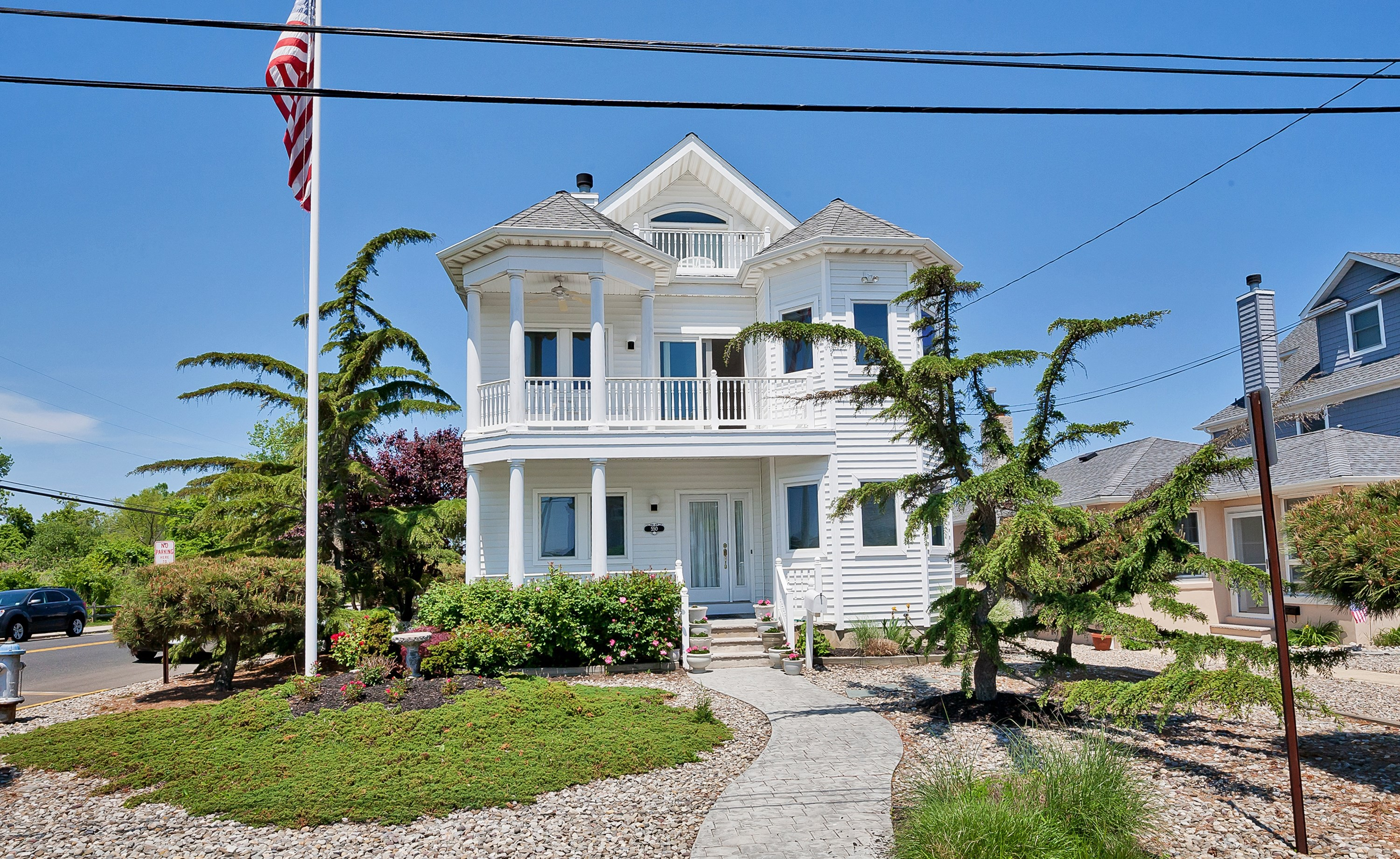 Single Family Home for Sale at Water View Galore 550 Pike Ave Manasquan, New Jersey 08736 United States