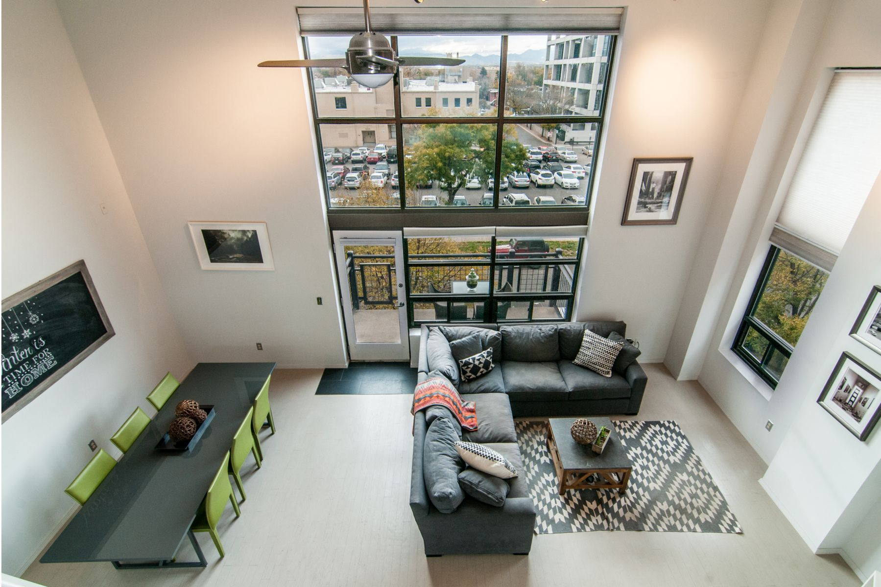 Condominium for Sale at Sleek, Chic and Unique 930 Acoma Street #205 Denver, Colorado 80204 United States