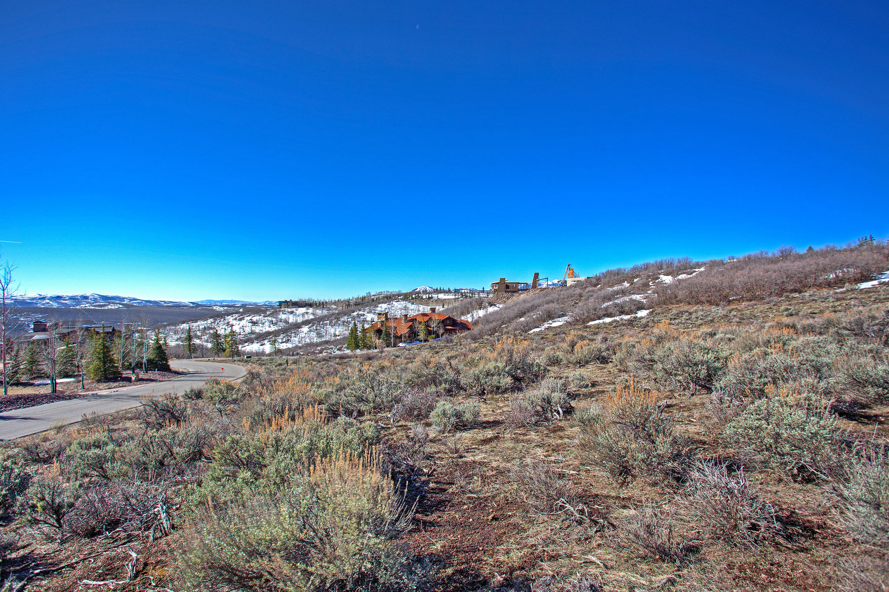 Land for Sale at Beautiful Deer Crossing Lot with Jonathan DeGray Plans 8463 N Sunrise Loop Lot 65 Park City, Utah, 84098 United States