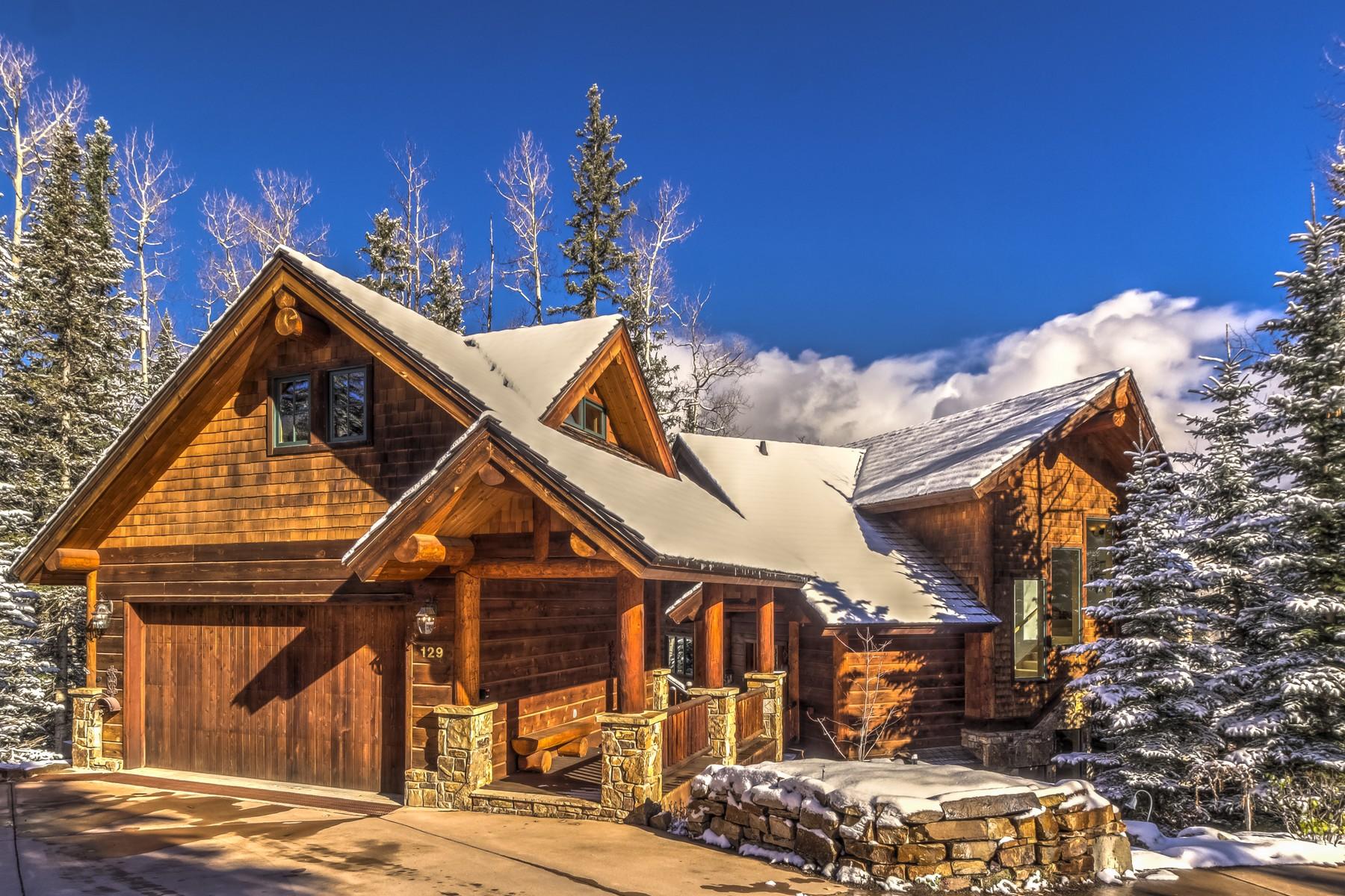 一戸建て のために 売買 アット Epley Residence 129 Benchmark Drive Telluride, コロラド 81435 アメリカ合衆国