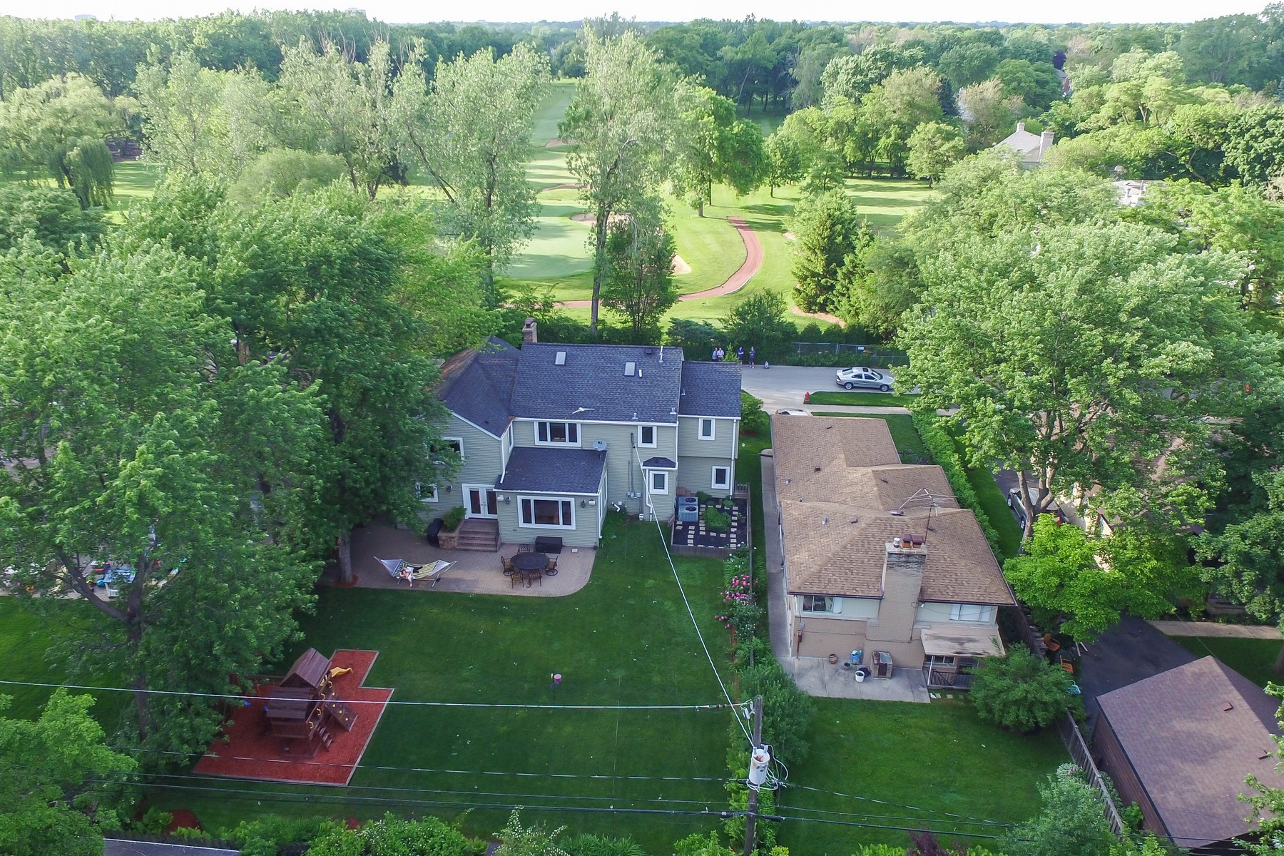 sales property at Stunning Custom Home With Golf Course Views