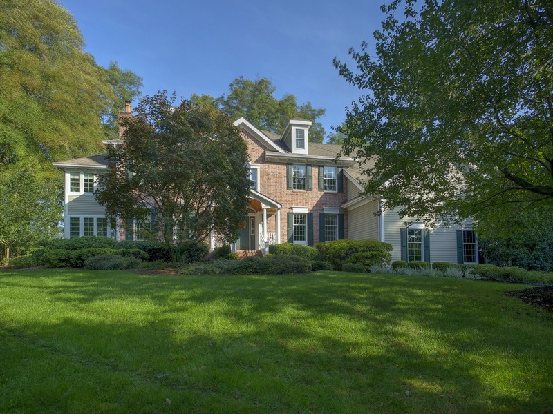 Single Family Home for Sale at Exceptional Value in Premier Location 94 Emily Road Basking Ridge, 07920 United States