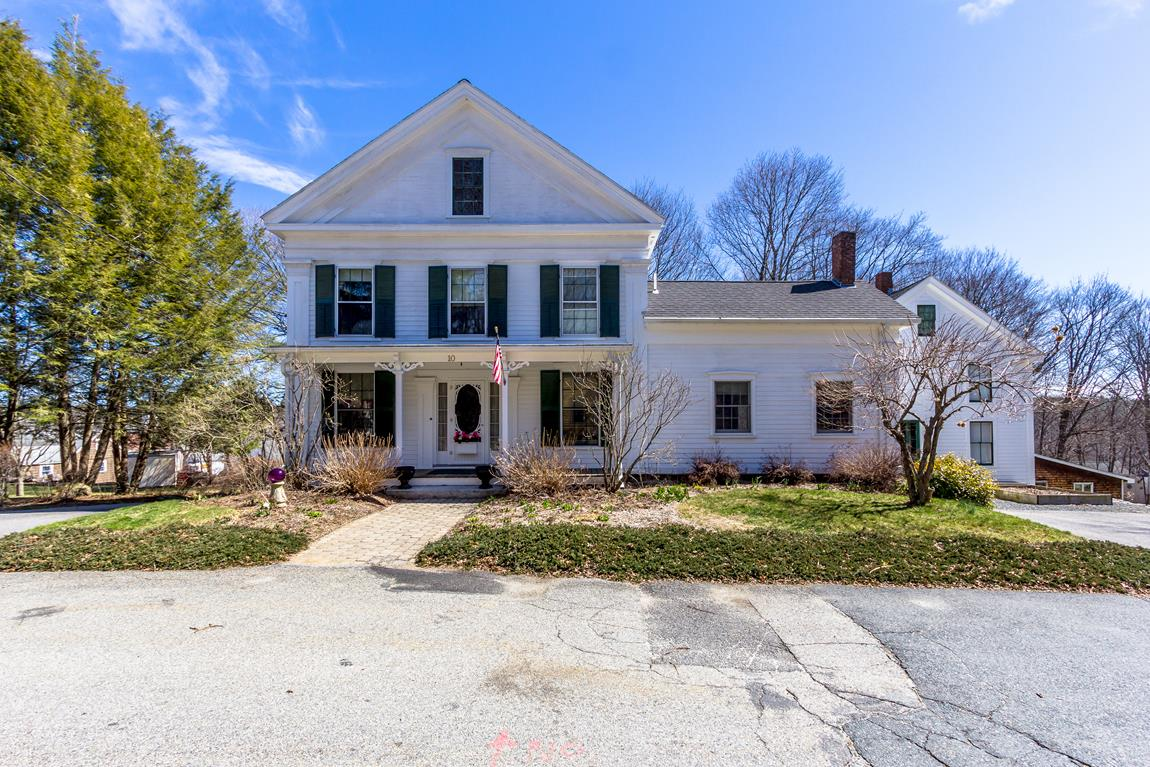 sales property at Historical William Warren House