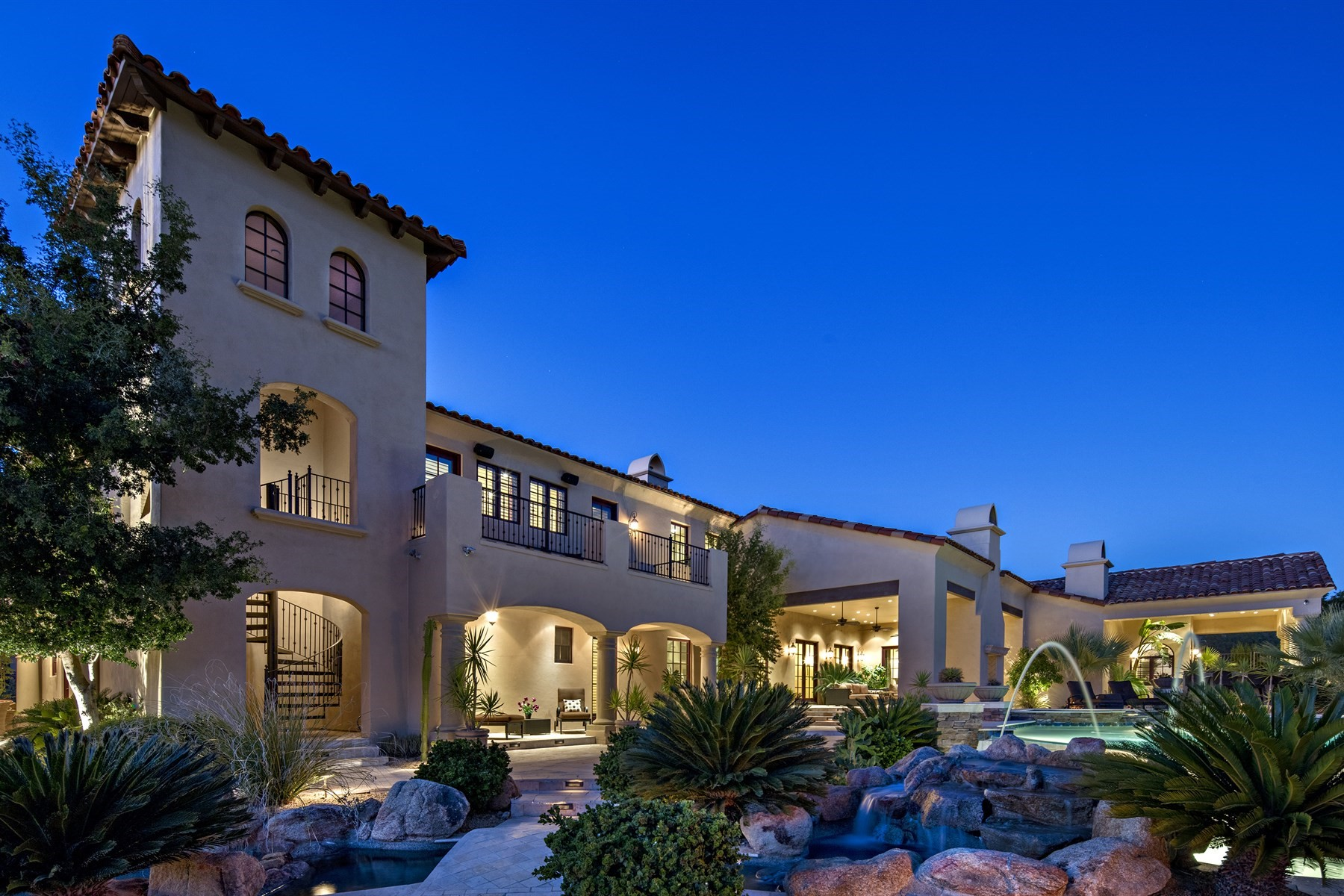 sales property at Deluxe custom residence in the esteemed Silverleaf