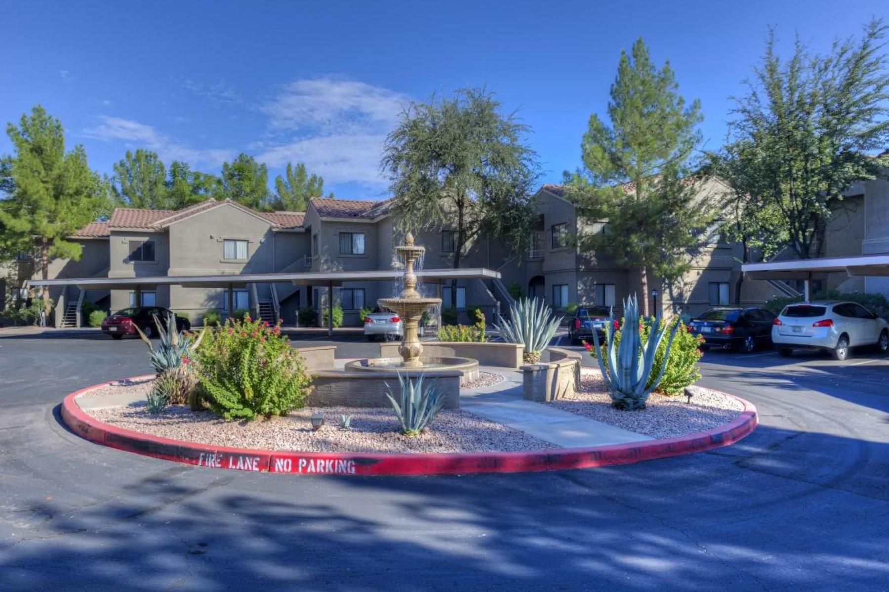 公寓 為 出售 在 Beautifully updated two bed / two bath condo in the quiet North Scottsdale. 15050 N THOMPSON PEAK PKWY 2065 Scottsdale, 亞利桑那州 85260 美國
