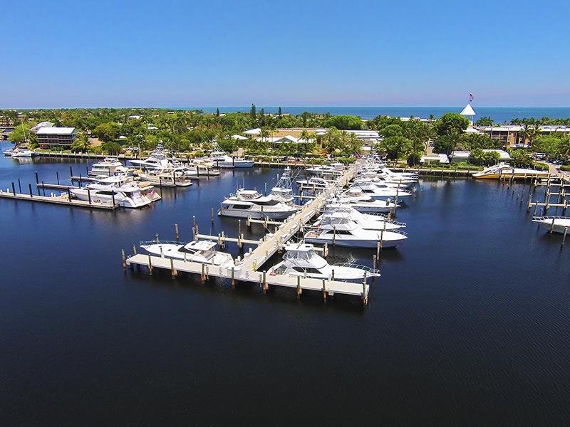 其他住宅 為 出售 在 Ocean Reef Marina -- Unique Opportunity 201 Ocean Reef Drive Docks FS17, 18, 19 & 20 Ocean Reef Community, Key Largo, 佛羅里達州 33037 美國