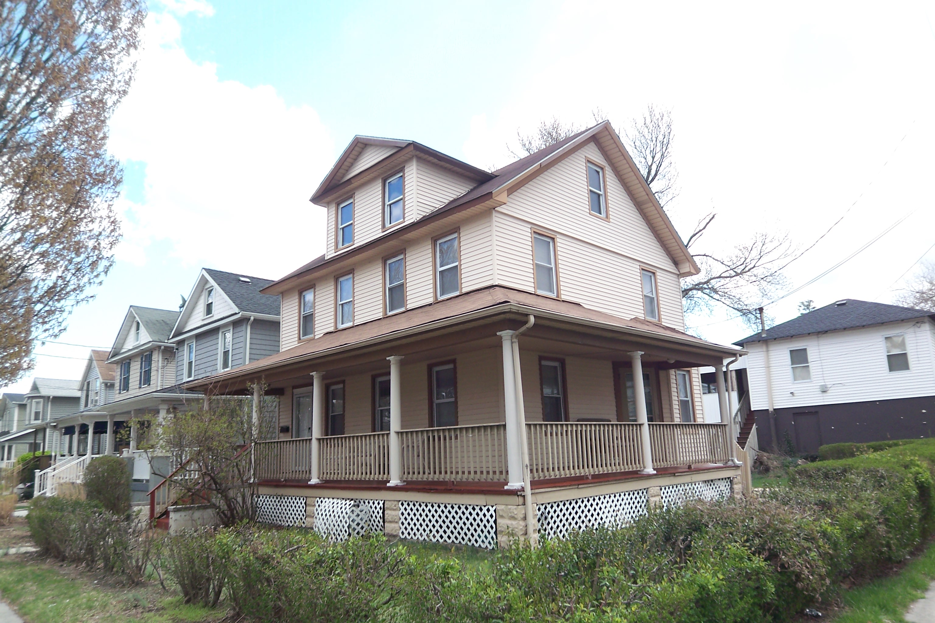 Multi-Family Home for Sale at Spacious Shore Colonial 519 13th Ave Belmar, New Jersey 07719 United States