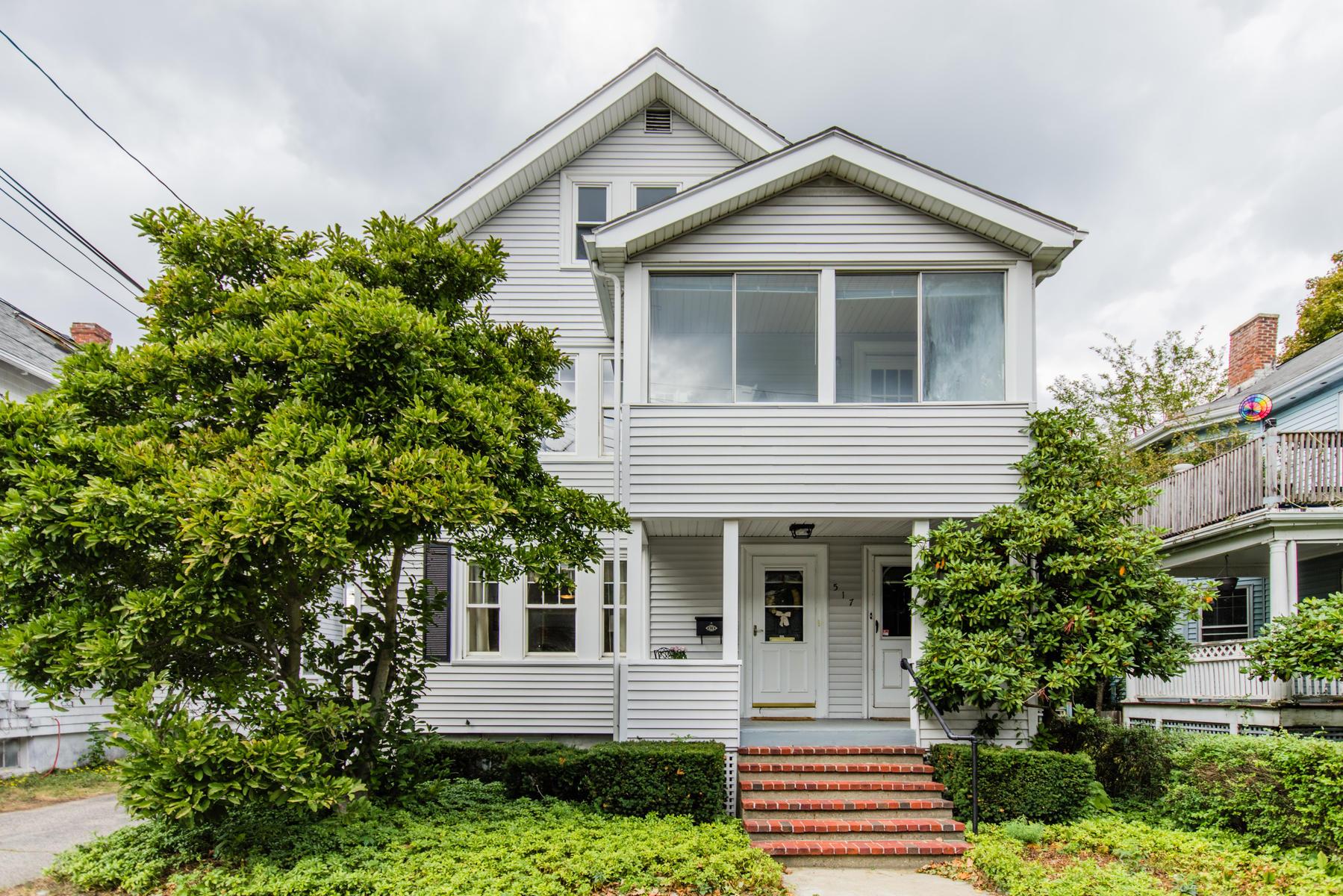 Multi-Family Home for Sale at 517 Heath Street Brookline, Massachusetts 02467 United States