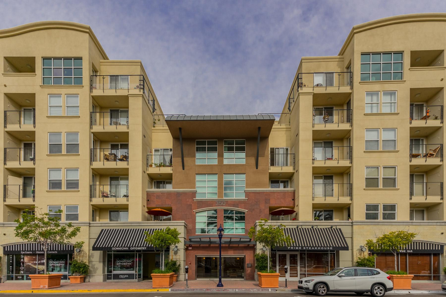 Condominio per Vendita alle ore Crown Bay 350 K Street 214 San Diego, California 92101 Stati Uniti