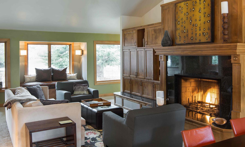 Casa para uma família para Venda às Luxury Living 119 Dollar Drive Warm Springs, Ketchum, Idaho 83340 Estados Unidos