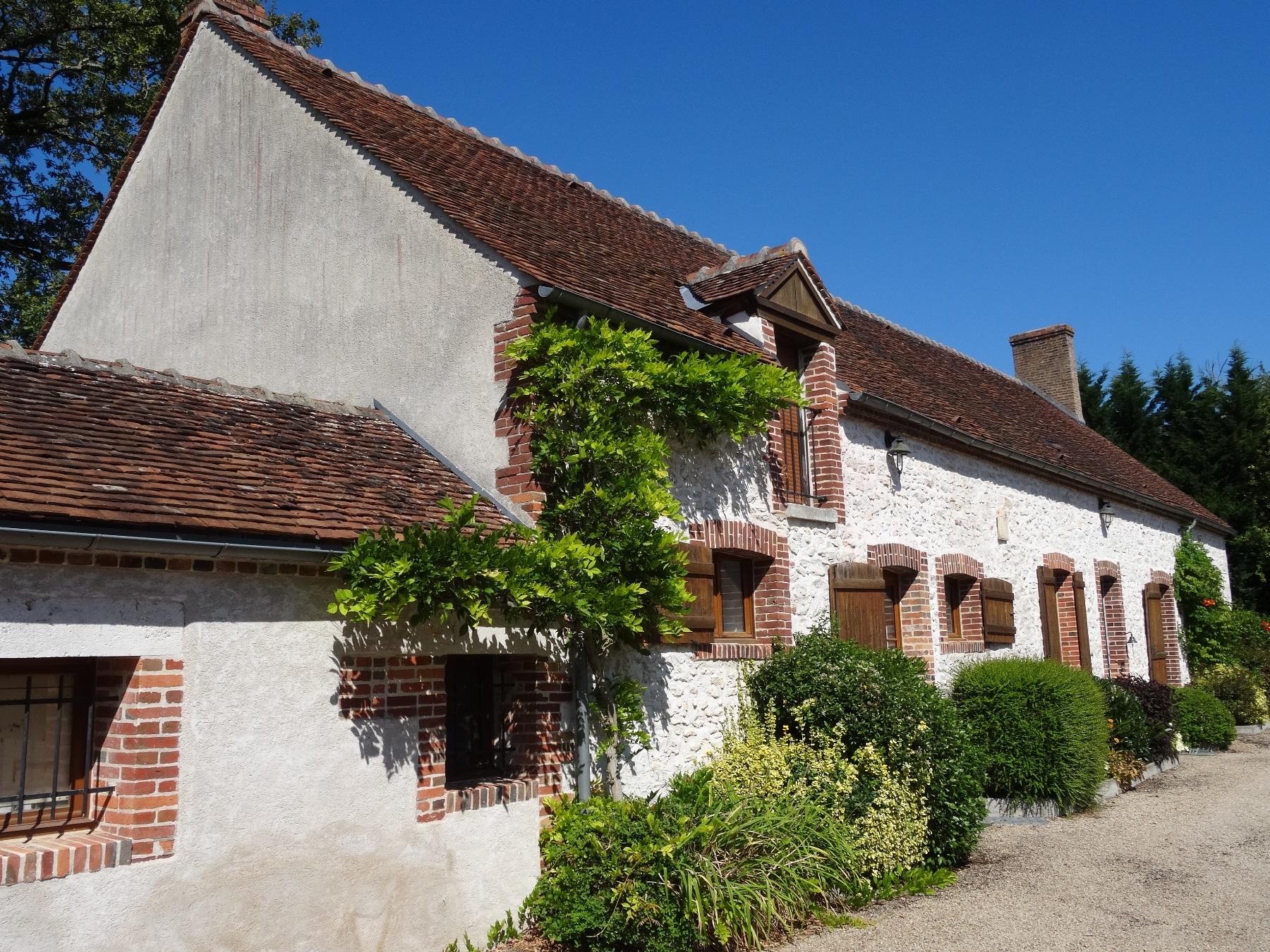 Casa Unifamiliar por un Venta en Propriété de Chasse et Equestre Other Centre, Centro Francia