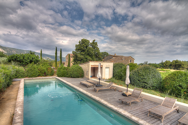 Single Family Home for Sale at Old stone and modernity Gordes, Provence-Alpes-Cote D'Azur France