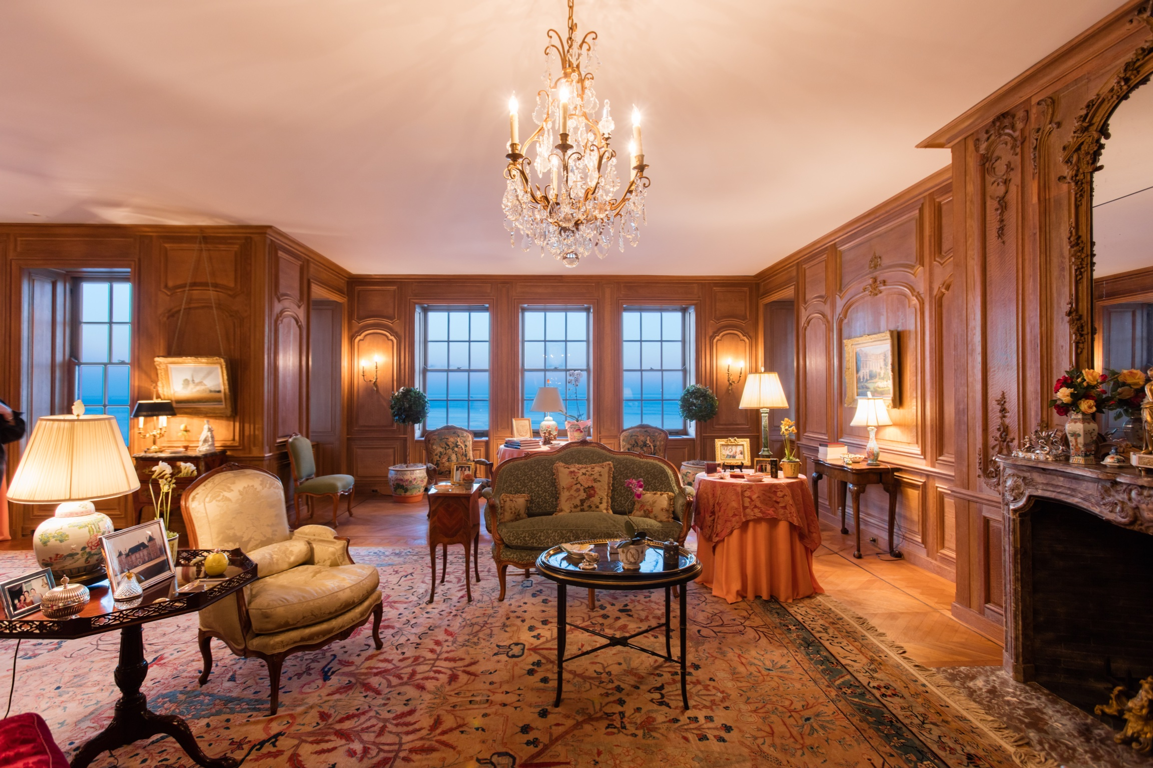 Property For Sale at Extraordinary Lake Shore Drive Home
