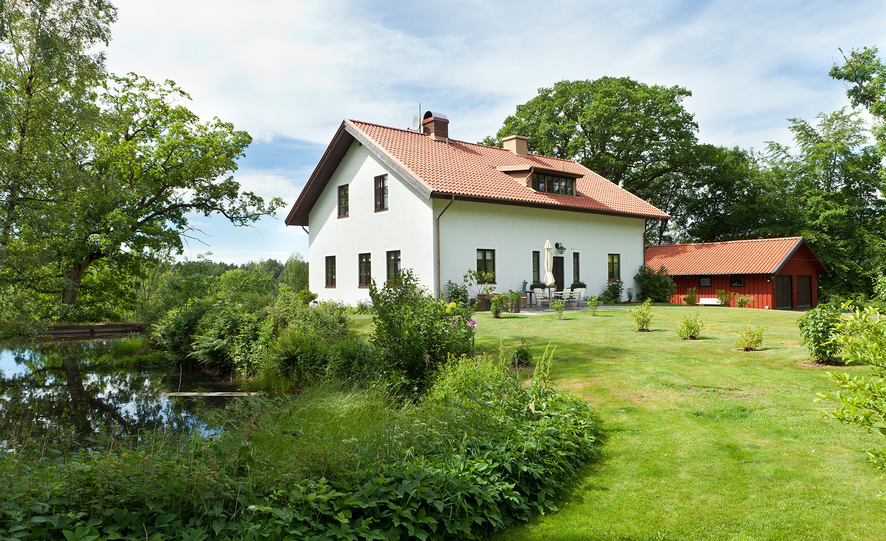 sales property at An historical house near Torreby Castle and Golf Course