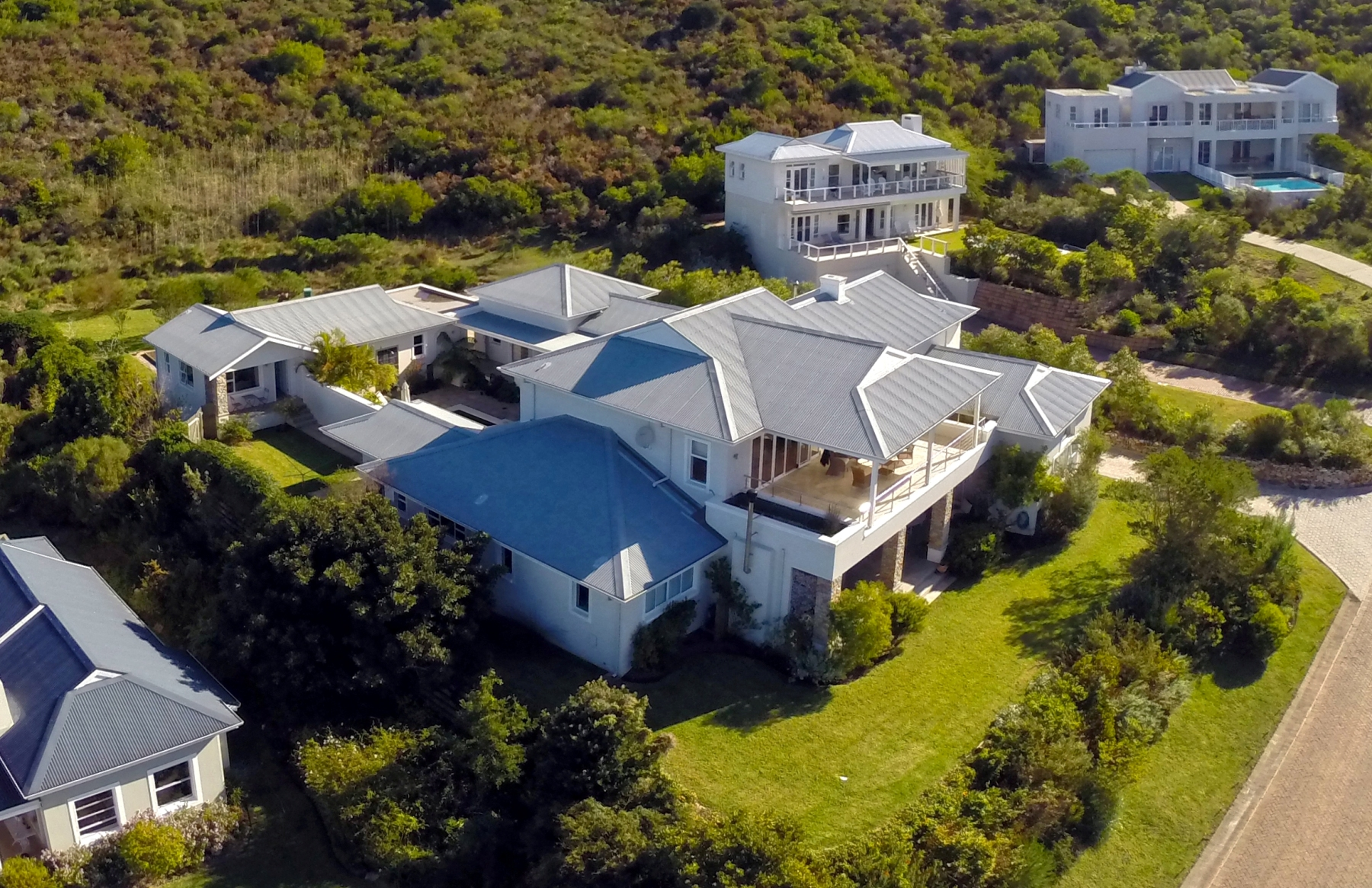 Single Family Home for Sale at Quiet Elegance in Gated Estate Plettenberg Bay, Western Cape, 6600 South Africa