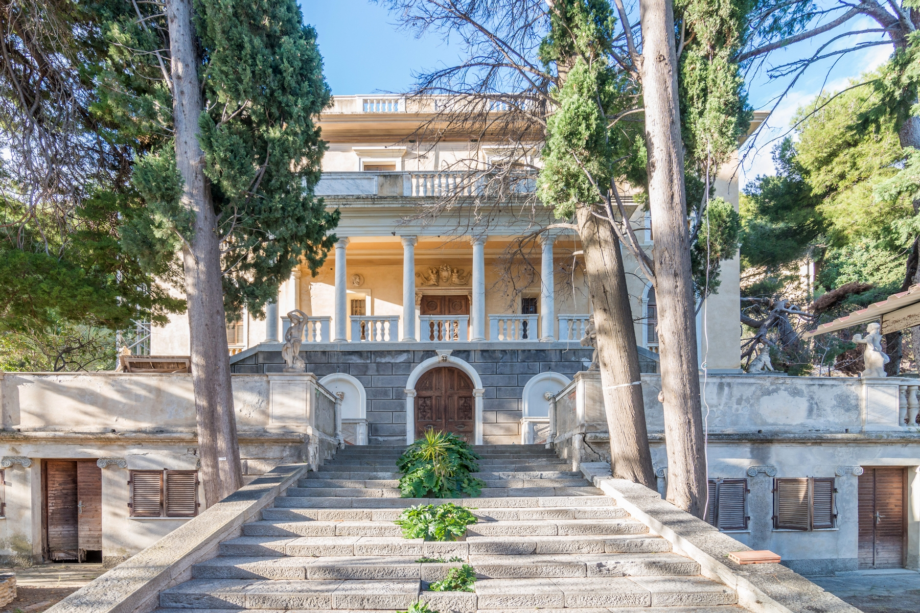 Multi-Family Home for Sale at One-Of-A-Kind estate Pieds Dans L'Eau Alassio, Italy
