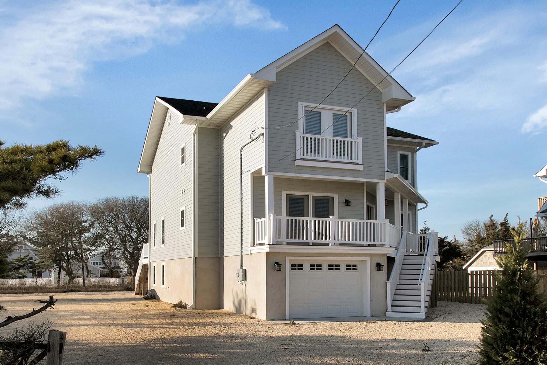Частный односемейный дом для того Продажа на Short Walk to Beach 914 Ocean Avenue Mantoloking, Нью-Джерси 08738 Соединенные Штаты