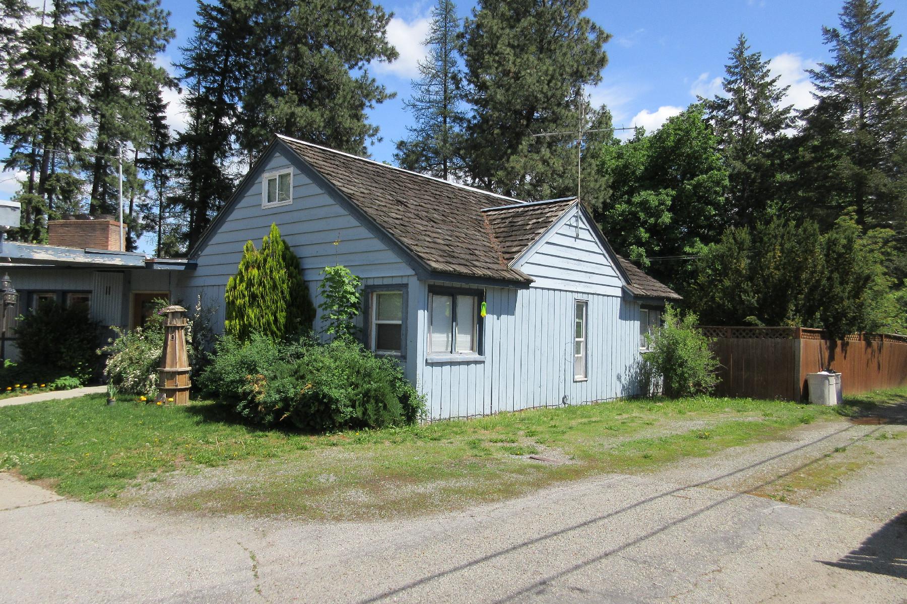 Maison unifamiliale pour l Vente à Unruh 6537 Jefferson Bonners Ferry, Idaho, 83805 États-Unis
