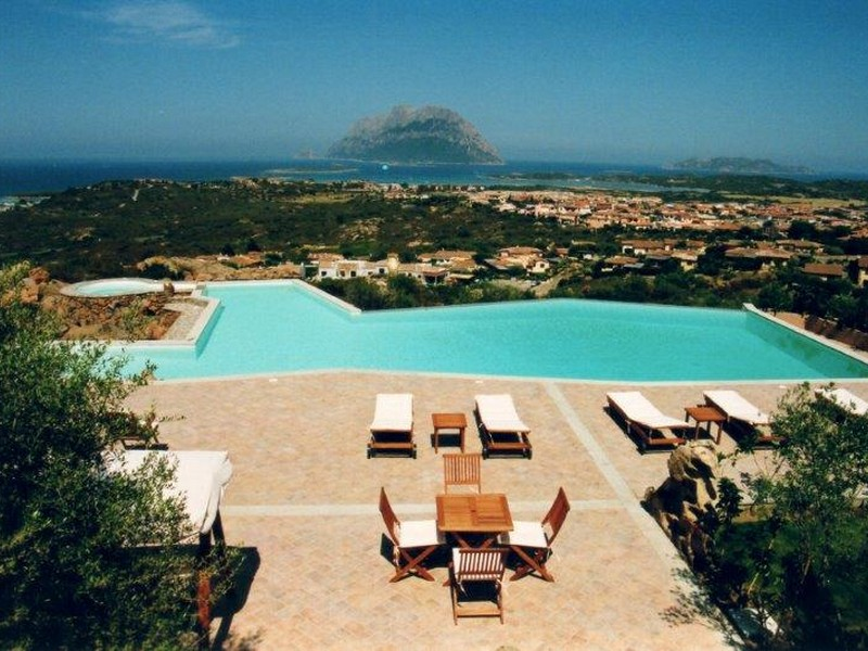 Single Family Home for Sale at Panoramic villa in Sardinia Porto San Paolo Porto San Paolo, Olbia Tempio, 07020 Sardinia, Italy