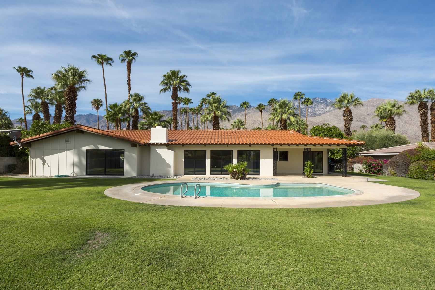 独户住宅 为 销售 在 1958 South Toledo Avenue Palm Springs, 加利福尼亚州 92264 美国