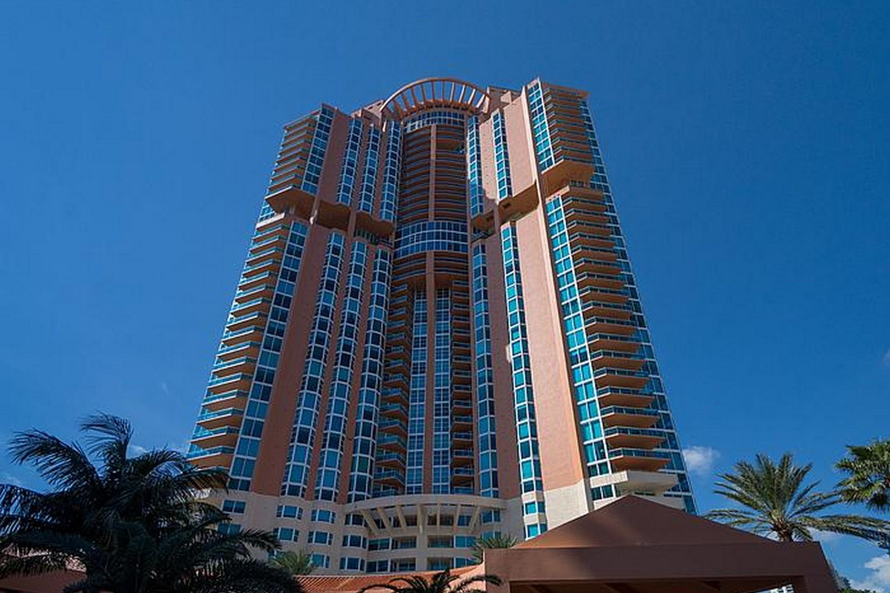 Piso por un Venta en 300 S Pointe DR #2506 Miami Beach, Florida 33139 Estados Unidos