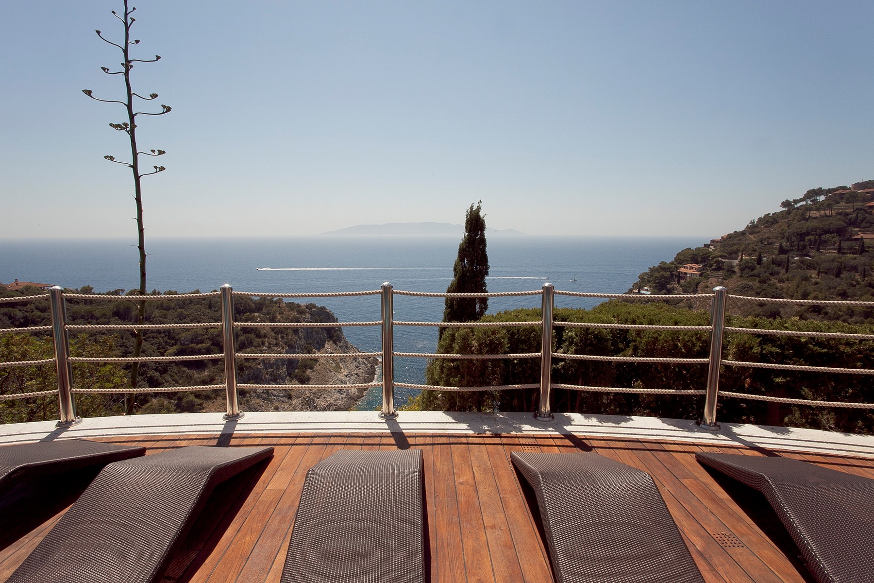 sales property at Splendid Villa on Monte Argentario