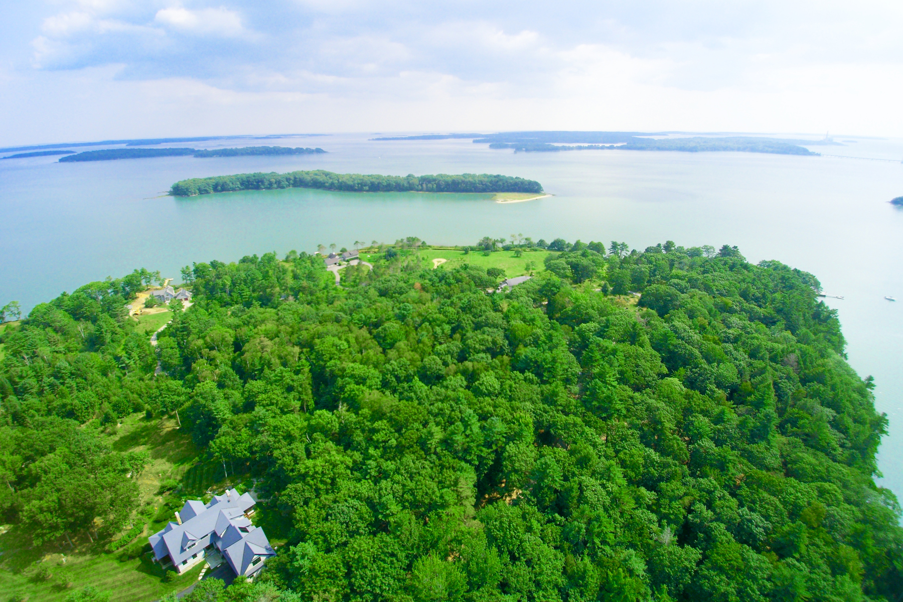 Land for Sale at 30 Fogg Point Road Freeport, Maine, 04032 United States