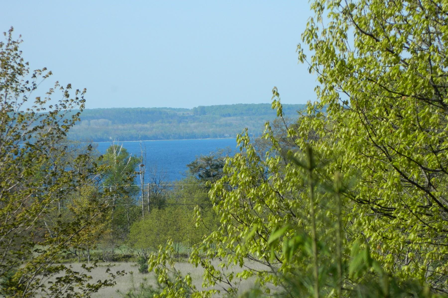 Terrain pour l Vente à 5765 Lodgepole Harbor Springs, Michigan, 49740 États-Unis