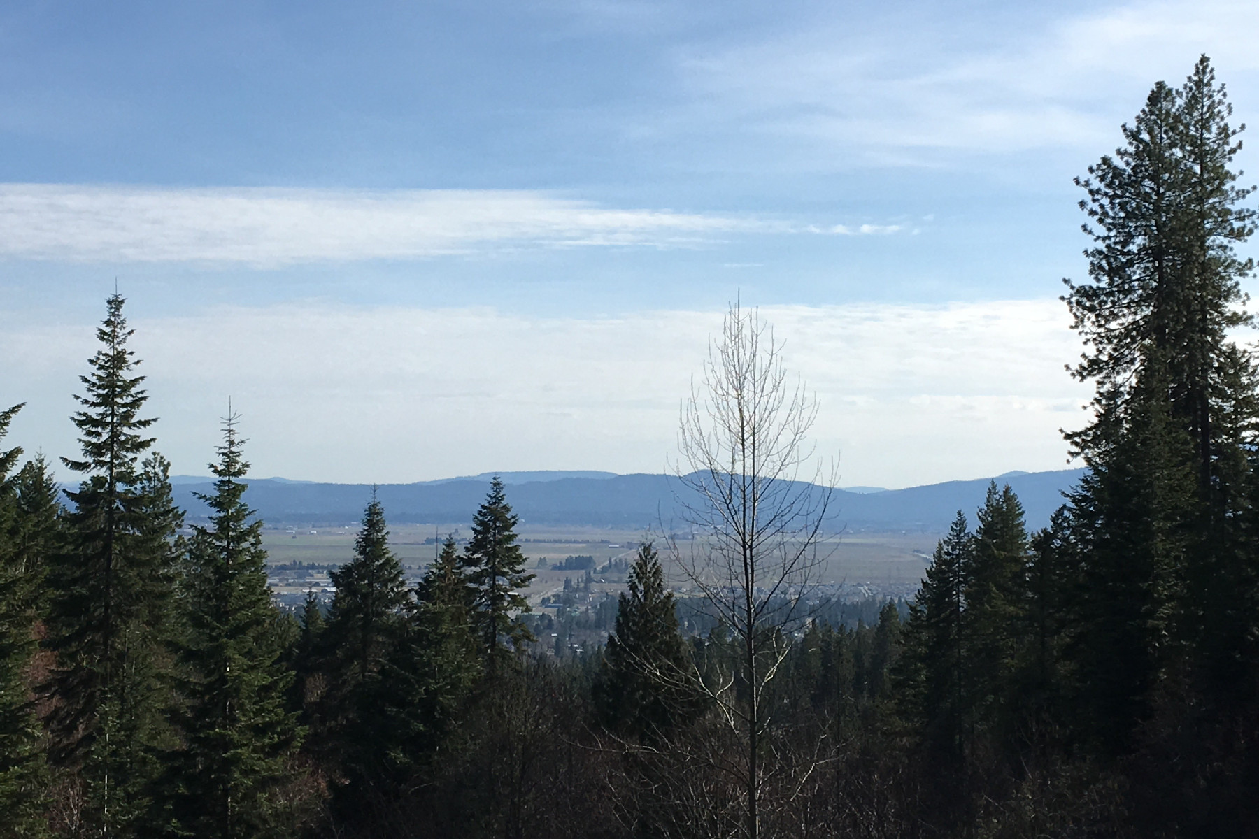 Terrain pour l Vente à 20 Acre property with stunning views 0 N Reservoir Rd Rathdrum, Idaho, 83858 États-Unis