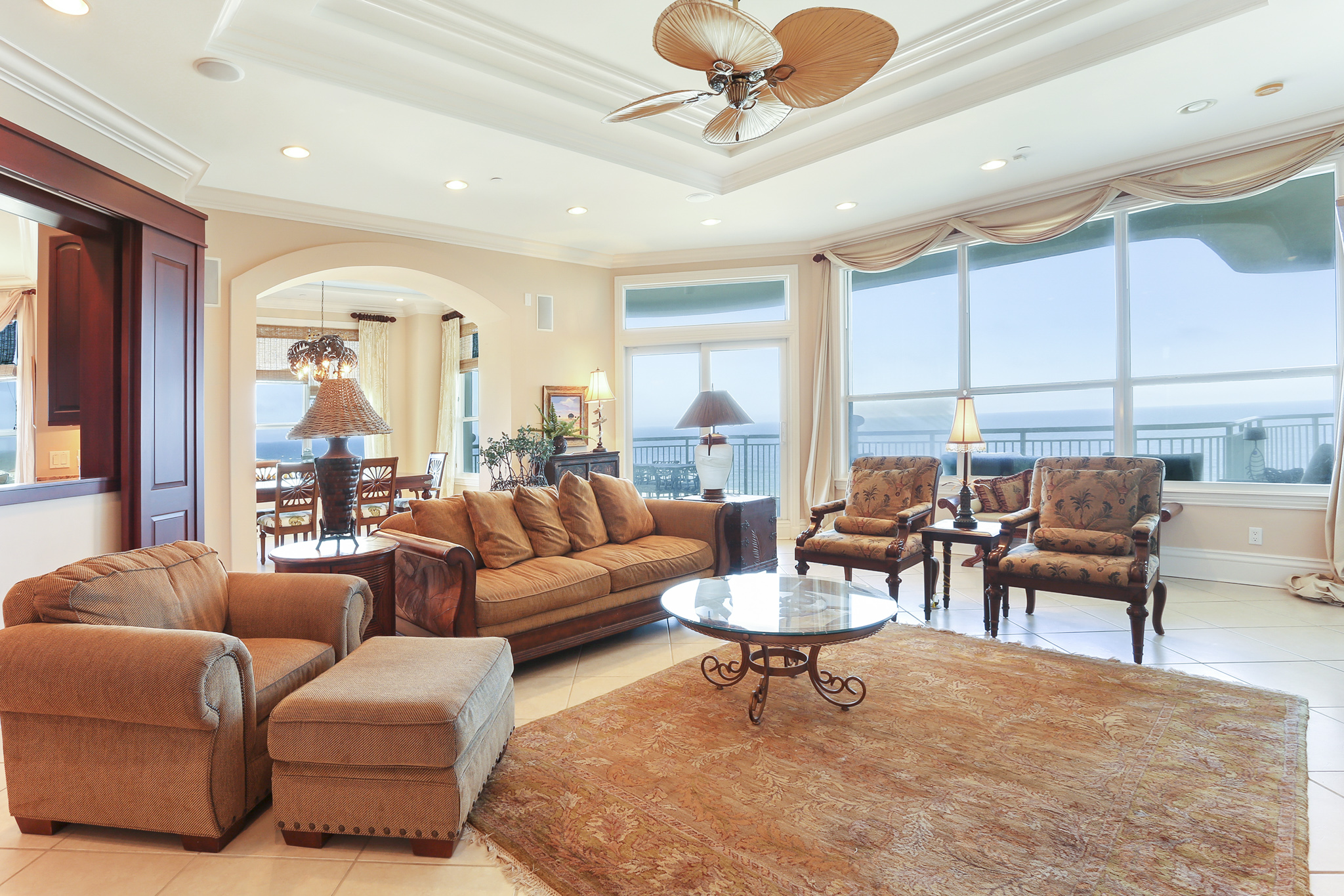 Property For Sale at Stunning Views from Oceanfront Villa