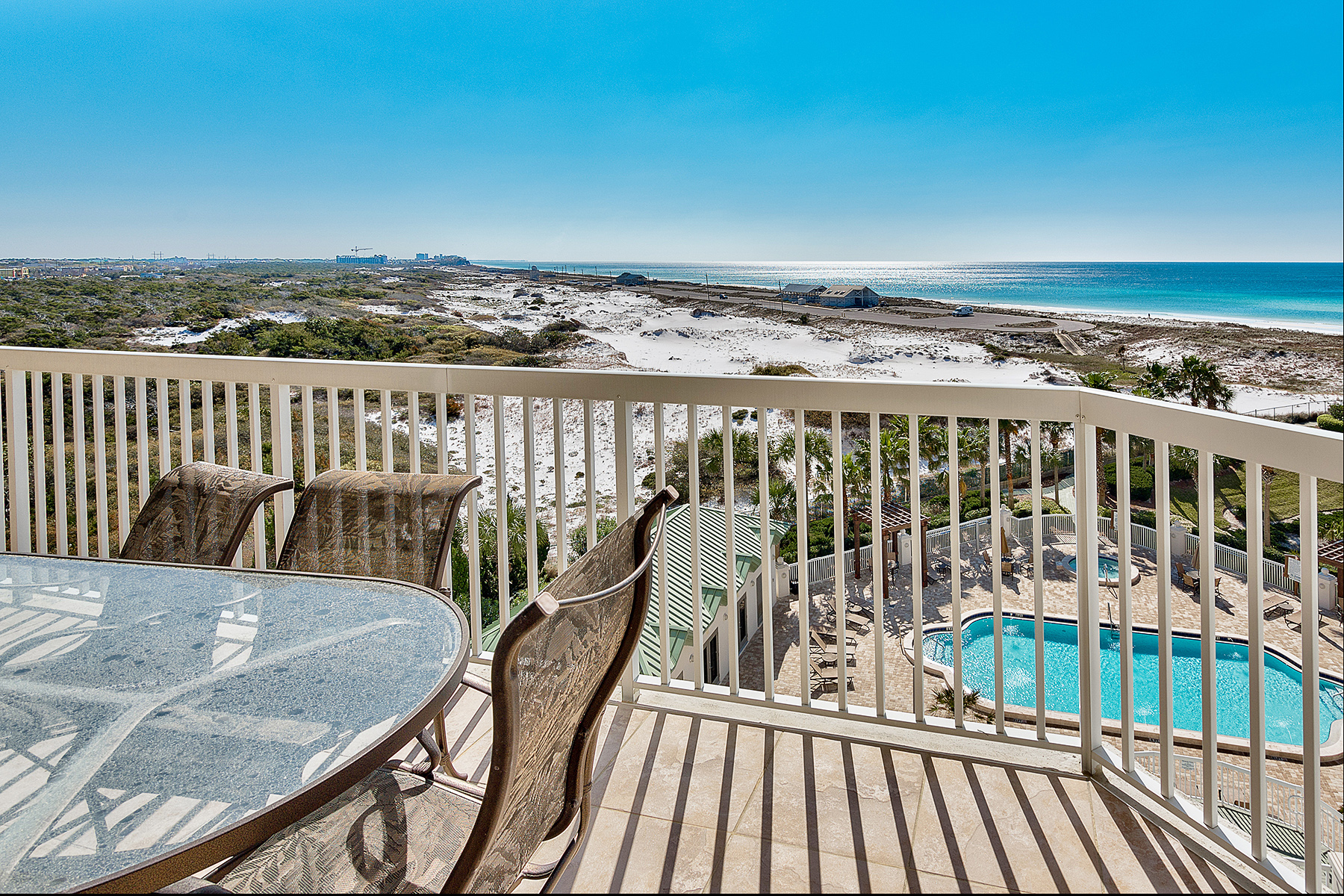 sales property at GULF VIEW CONDO SURROUNDED BY RESORT AMENITIES