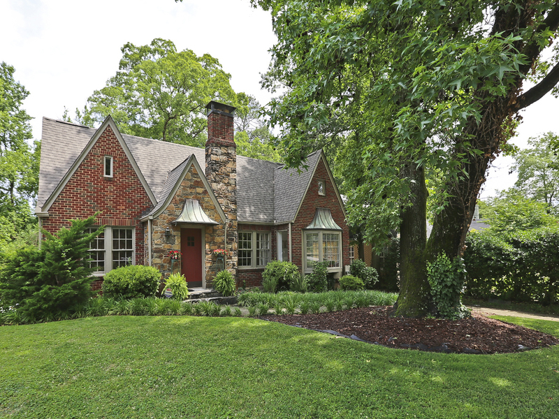 Single Family Home for Sale at Classic Morningside Tudor 1224 E Rock Springs Road NE Morningside, Atlanta, Georgia 30306 United States