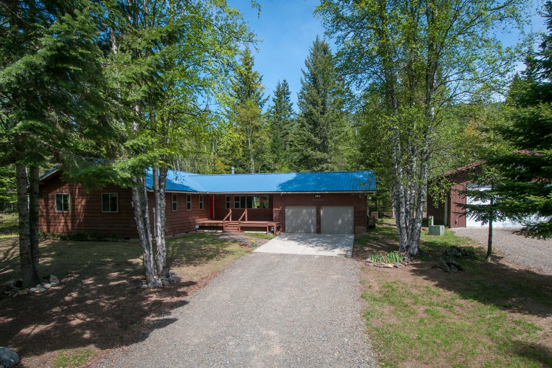 Property For Sale at Fully updated rambler on gorgeous Baldy Mountain Road.