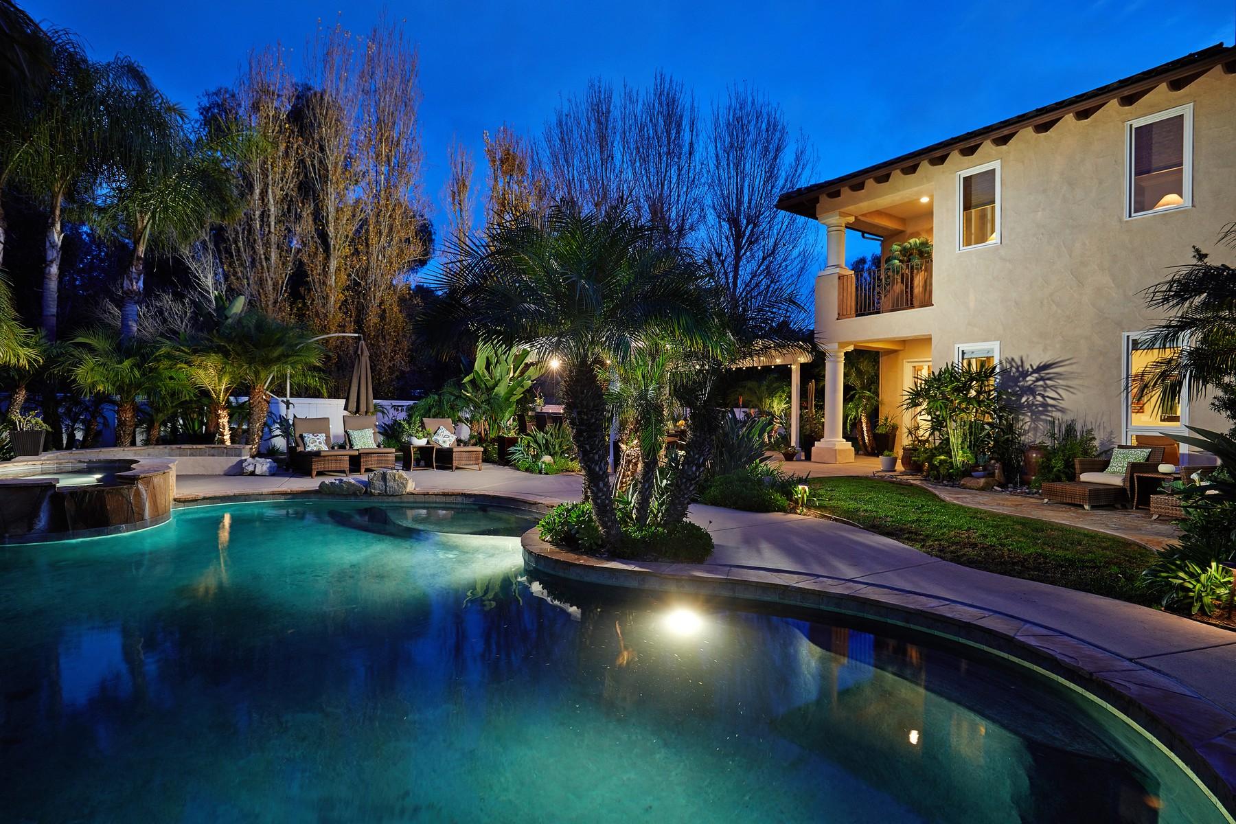 一戸建て のために 売買 アット 1032 Valleyside Lane Encinitas, カリフォルニア, 92024 アメリカ合衆国