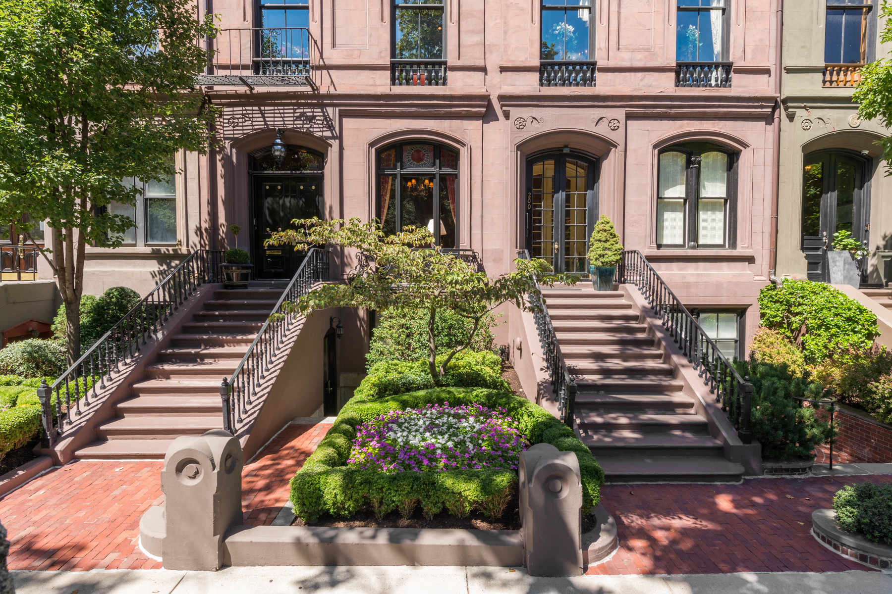 Condominium for Sale at Very Special Space Spanning Two Buildings 200-202 Beacon Street Units 1 and 3 Back Bay, Boston, Massachusetts, 02116 United States