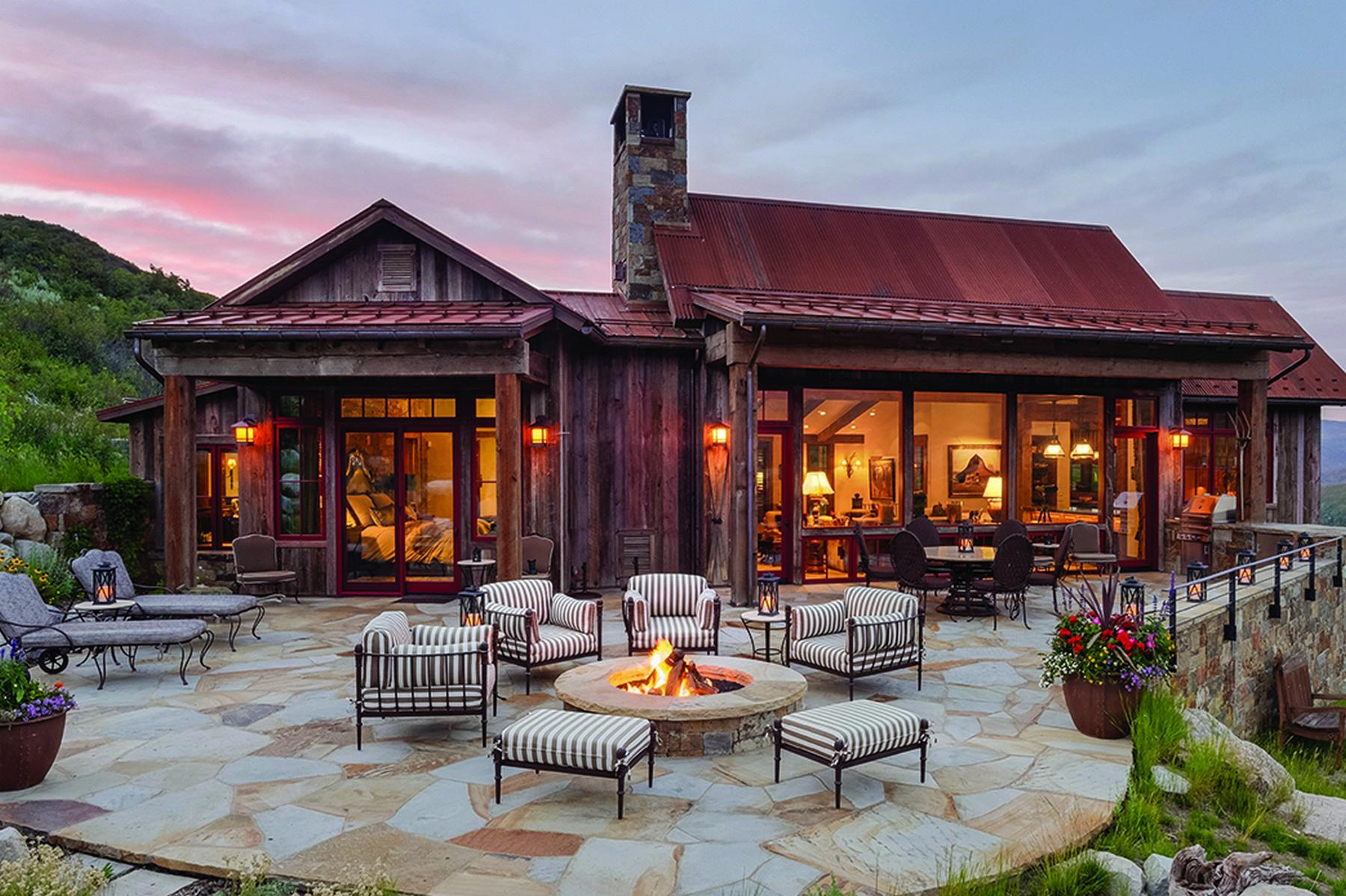 Casa Unifamiliar por un Venta en The West...Sophisticated 300 Shield O Road Snowmass, Colorado 81654 Estados Unidos