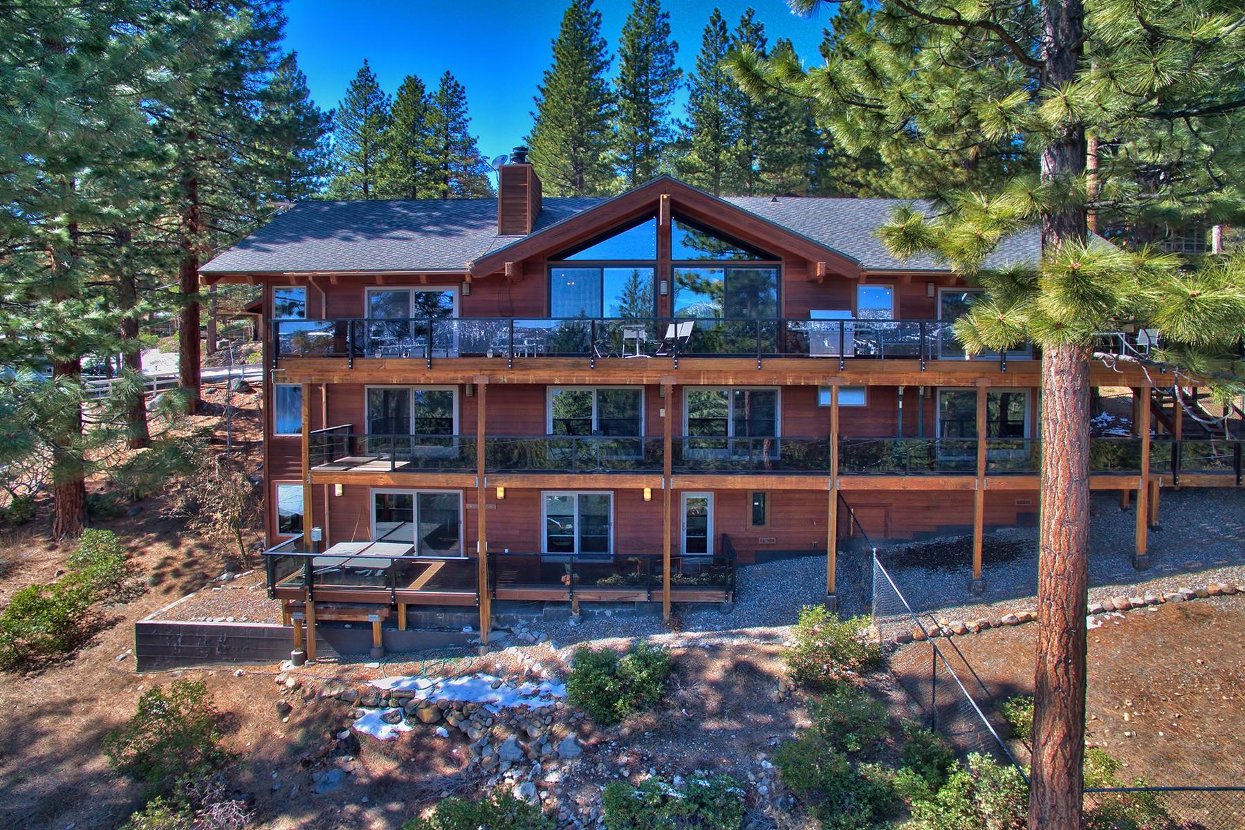 Частный односемейный дом для того Продажа на 569 Alden Incline Village, Невада, 89451 Соединенные Штаты