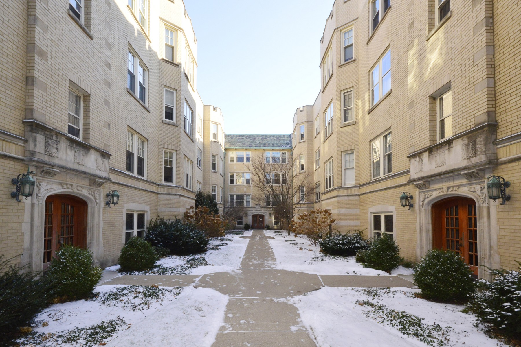 Property For Sale at Beautiful Sun Filled High First Floor Unit