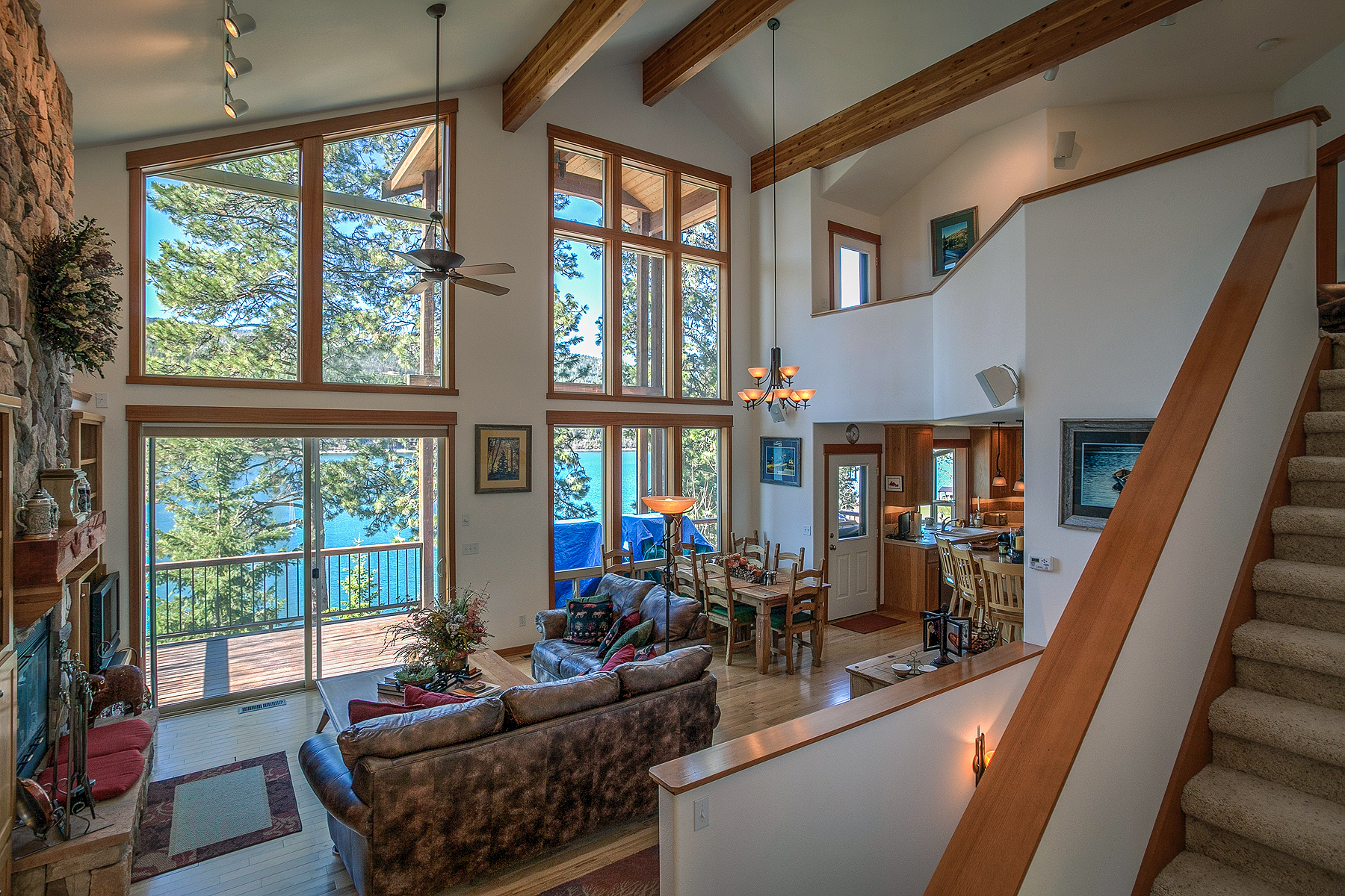 sales property at Bottle Bay Lakeside Home