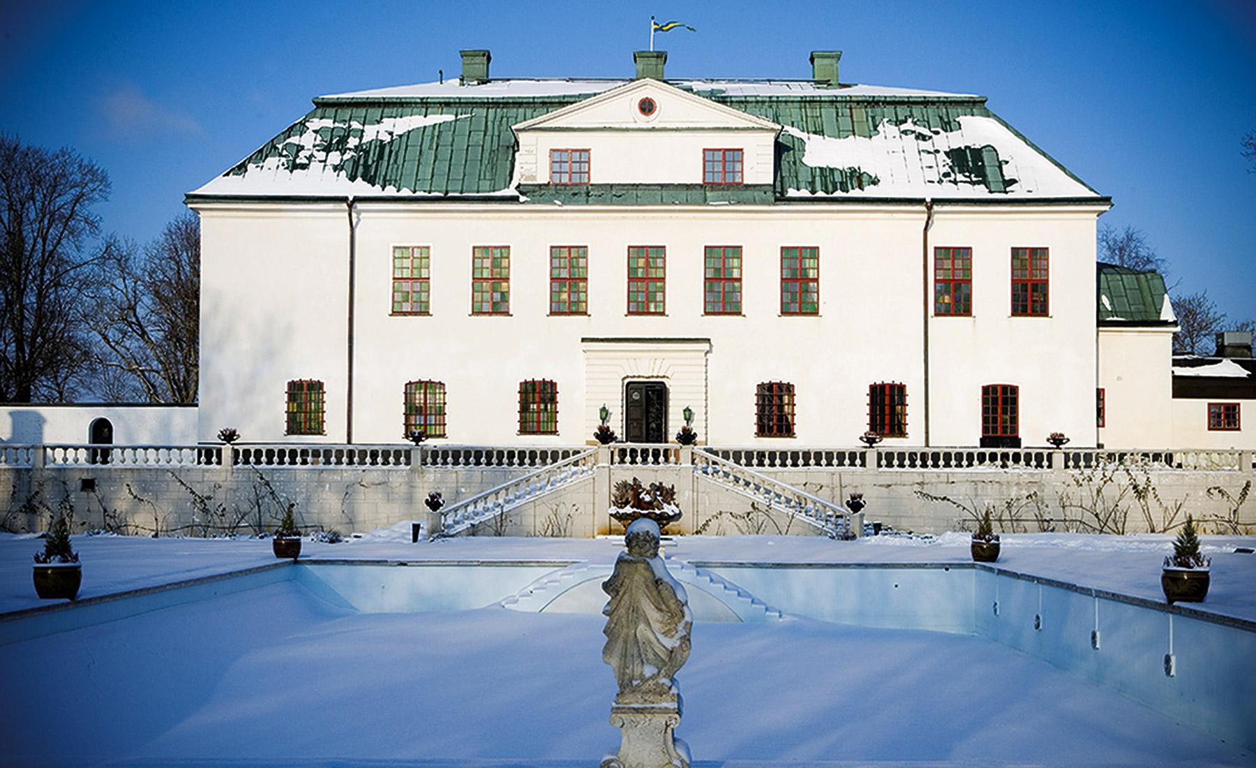 단독 가정 주택 용 매매 에 Spectacular Haringe Castle Other Stockholm, Stockholm, 13791 스웨덴