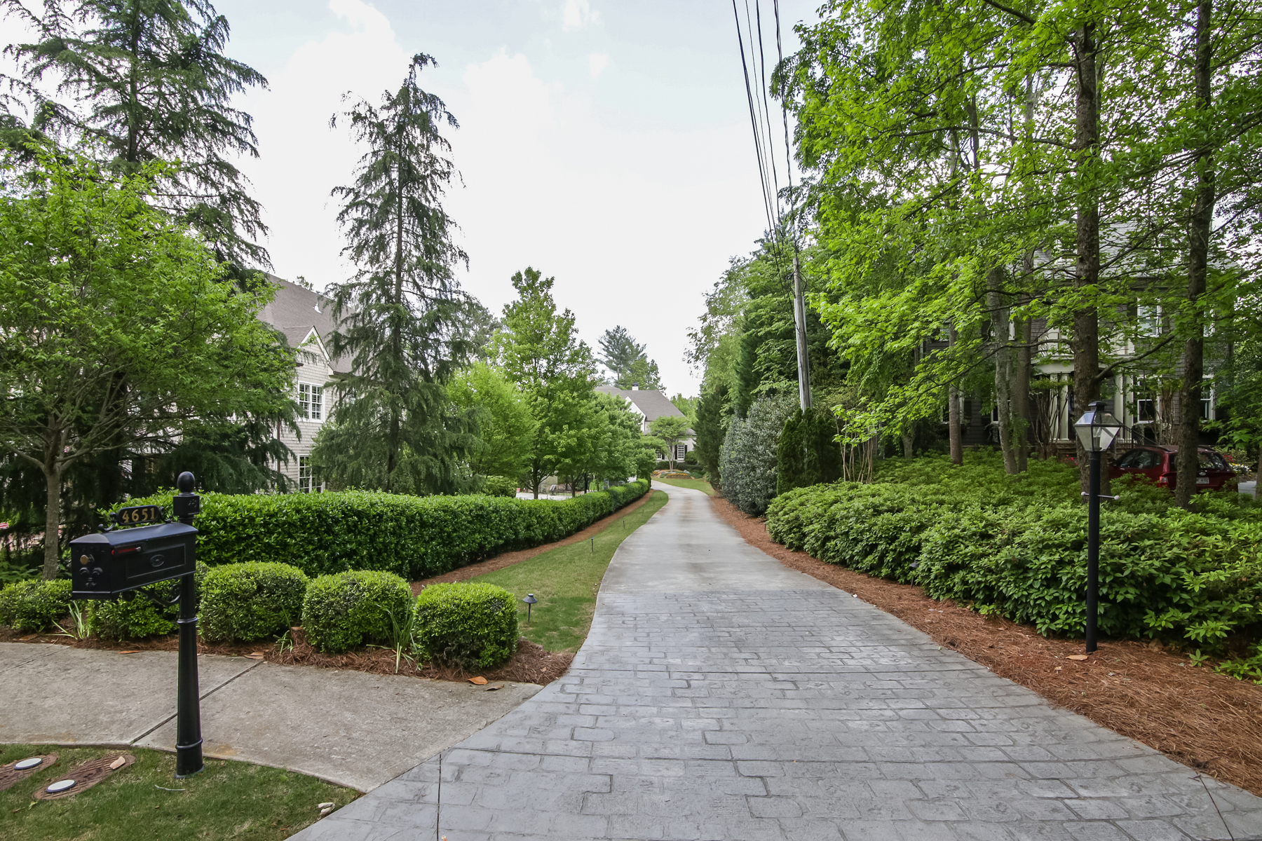 Additional photo for property listing at Private Estate In Chastain ParkBuckhead 4651 Dudley Lane Atlanta, Georgia 30327 Estados Unidos