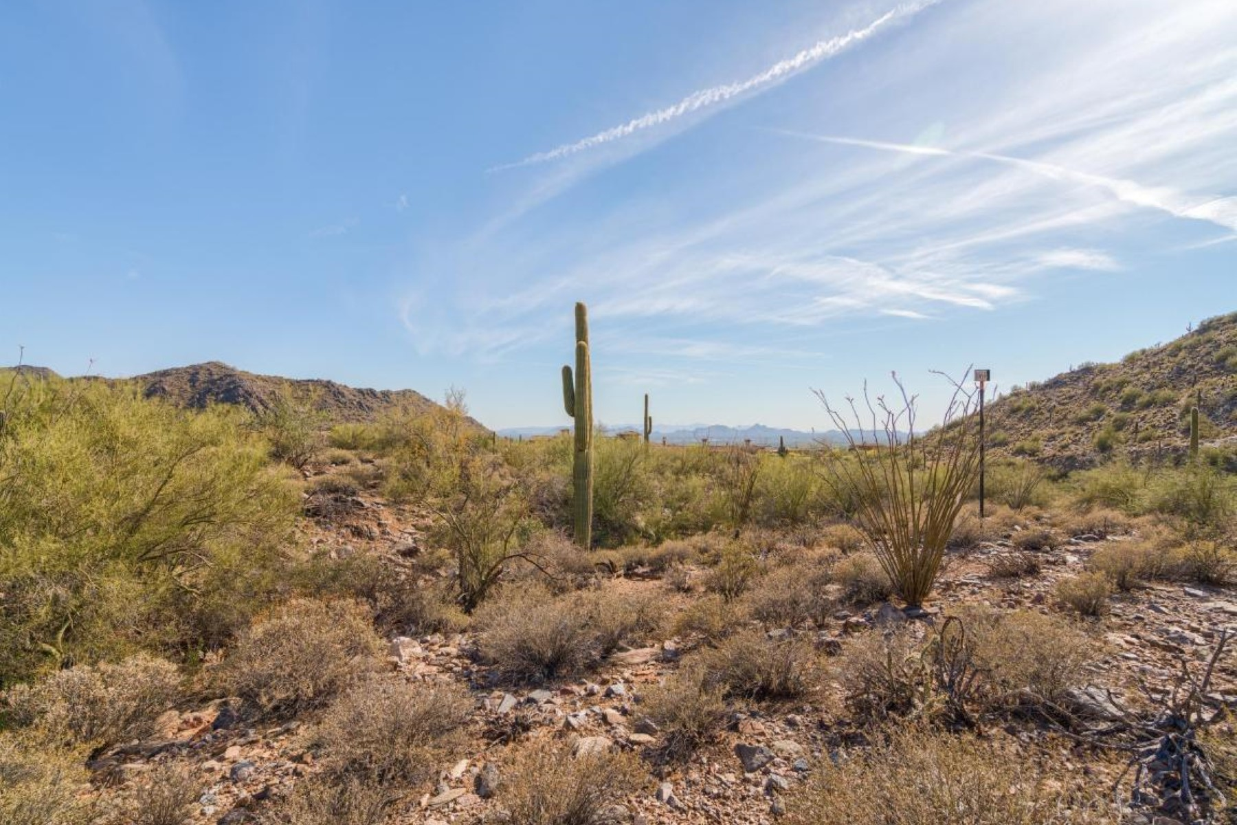 Terrain pour l Vente à 2.74 acre lot located in the Upper Canyon of Silverleaf 10728 E Wingspan Way #1664 Scottsdale, Arizona, 85255 États-Unis