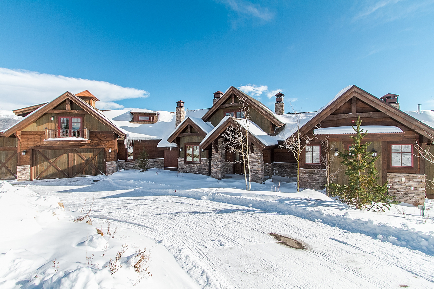 sales property at Stunning custom home with breathtaking views