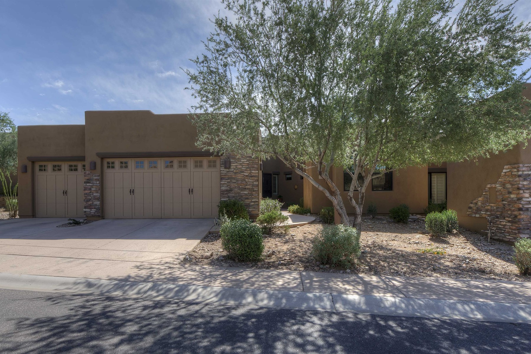 Townhouse for Sale at Exceptional one level patio home in gated resort style community 13300 E Via Linda -- 1043 Scottsdale, Arizona 85259 United States